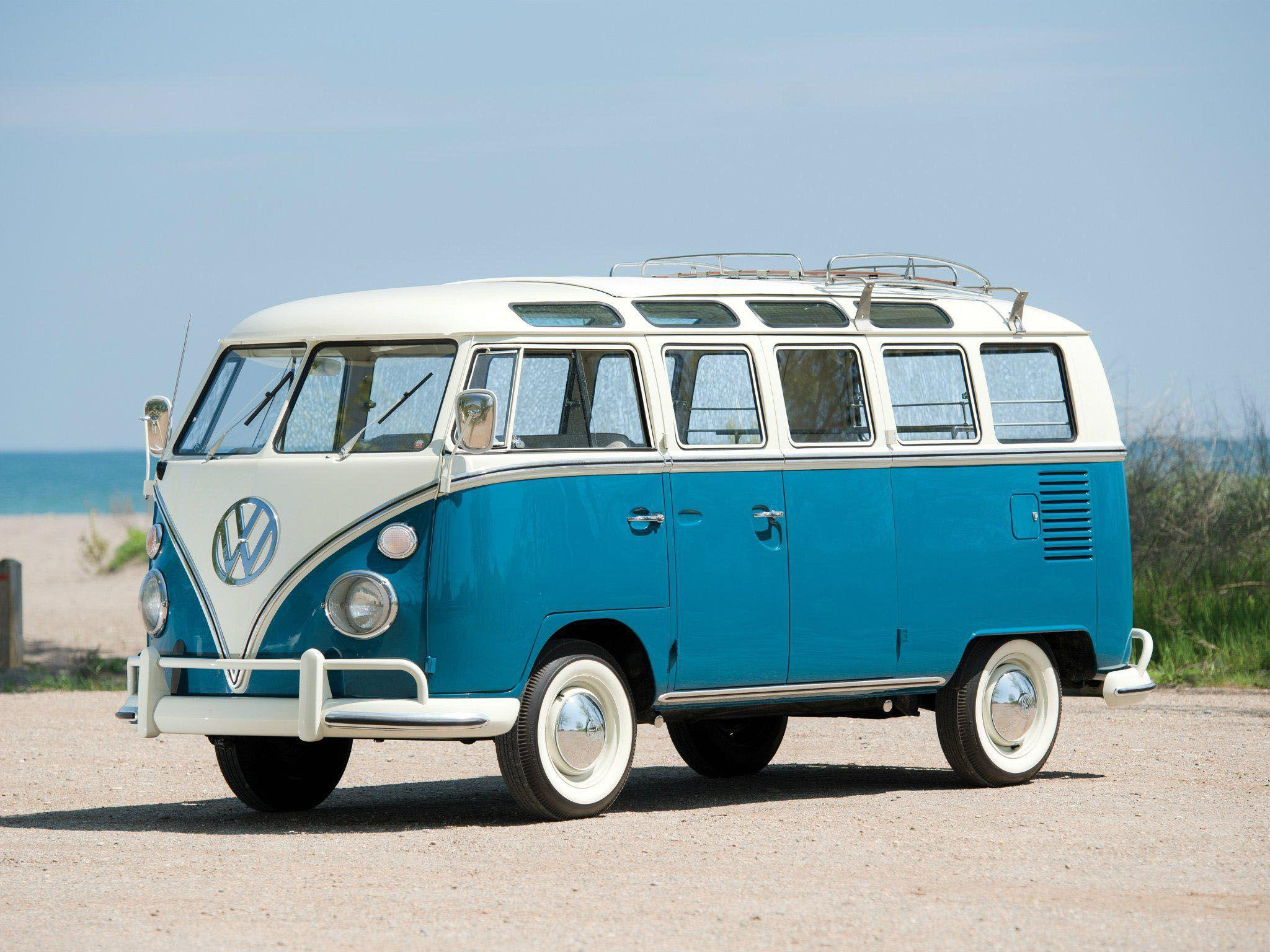 Classic Wallpapers Volkswagen Bus