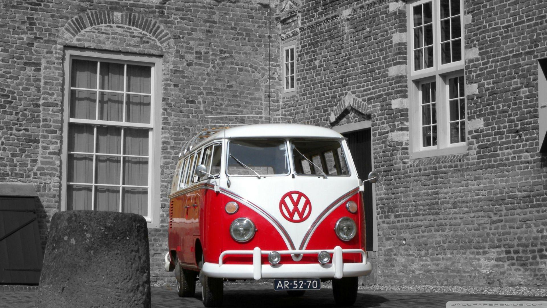 VW Bus Holland ❤ 4K HD Desktop Wallpapers for 4K Ultra HD TV • Wide