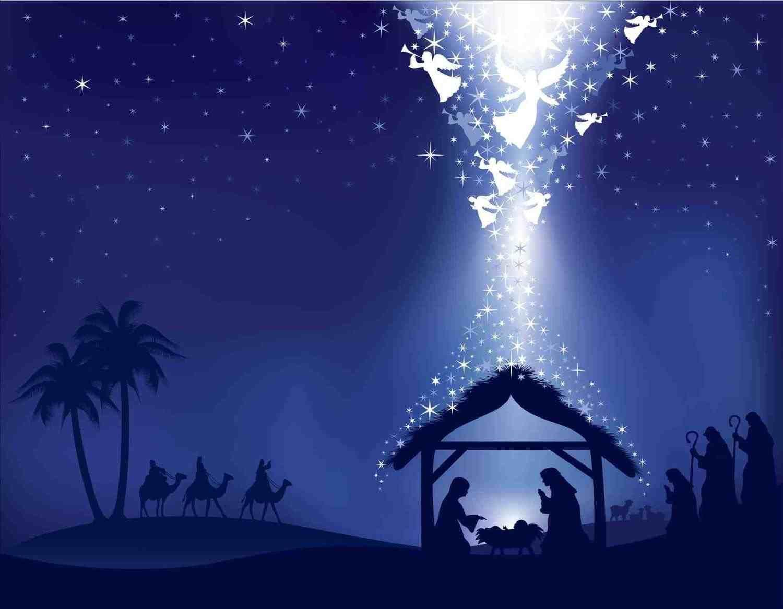 Baby Jesus Christmas Wallpapers Wallpaper Cave