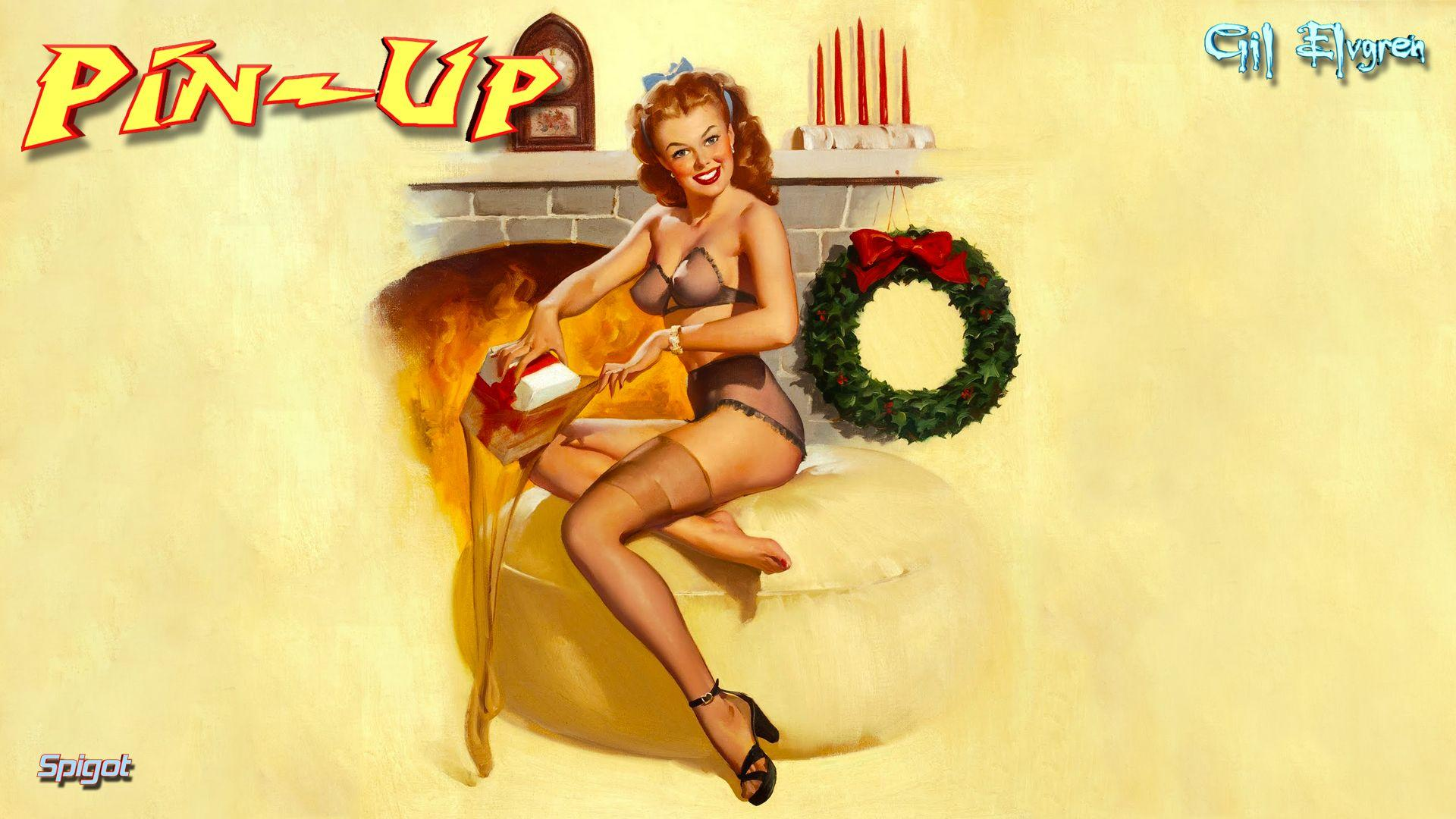Pin Up Vintage Wallpapers Wallpaper Cave