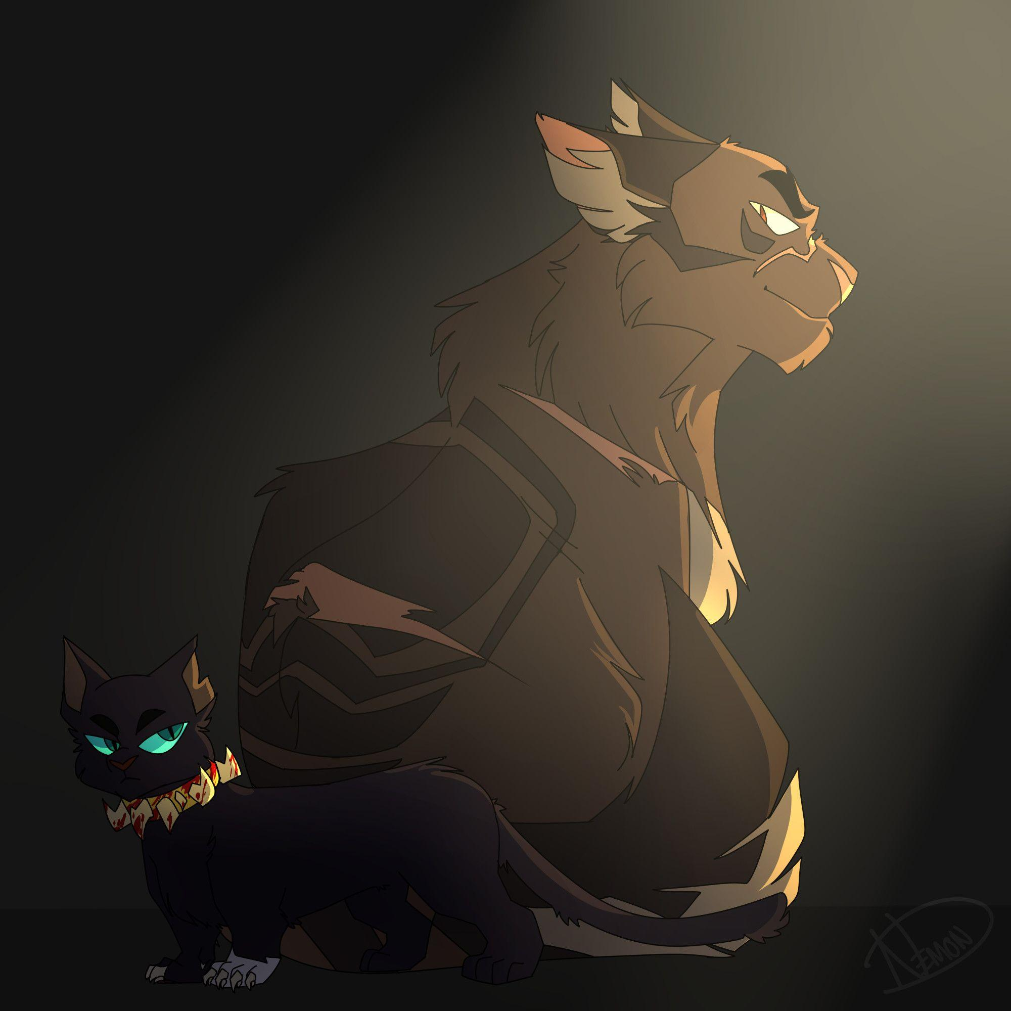 warrior cats wallpapers scourge - wallpaper cave