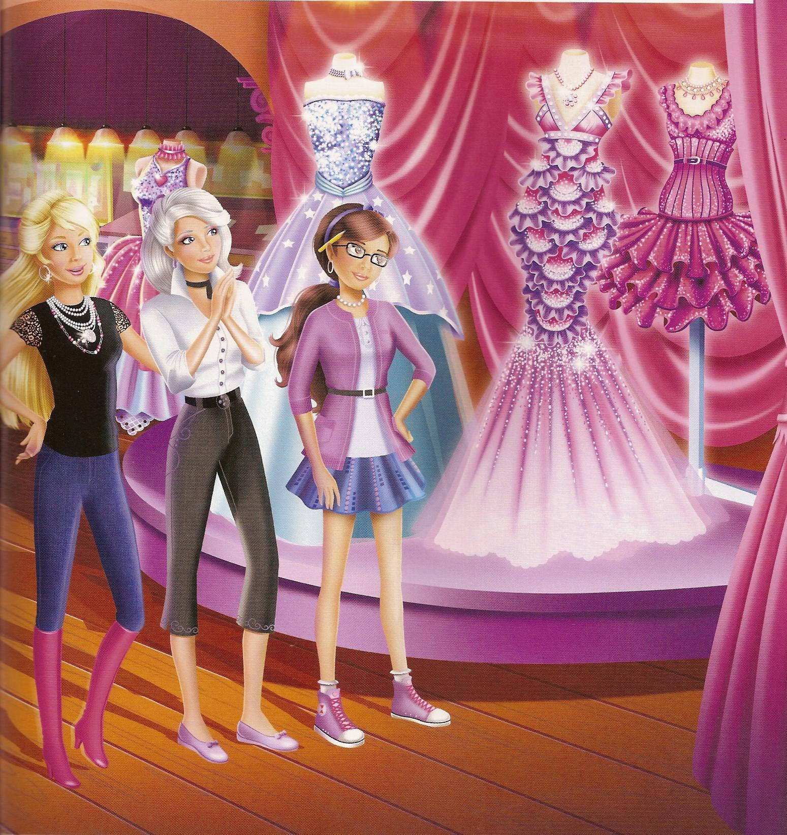 Барби и модная история картинки заходите подписывайтесь