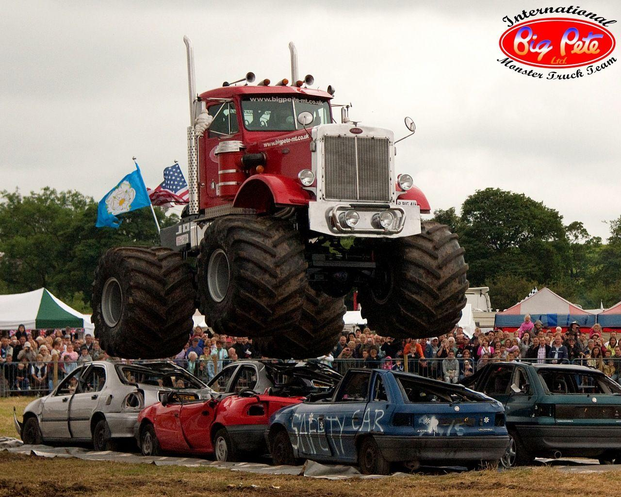 Big Pete PC Wallpapers | Big Pete Ltd – International Monster Truck ...