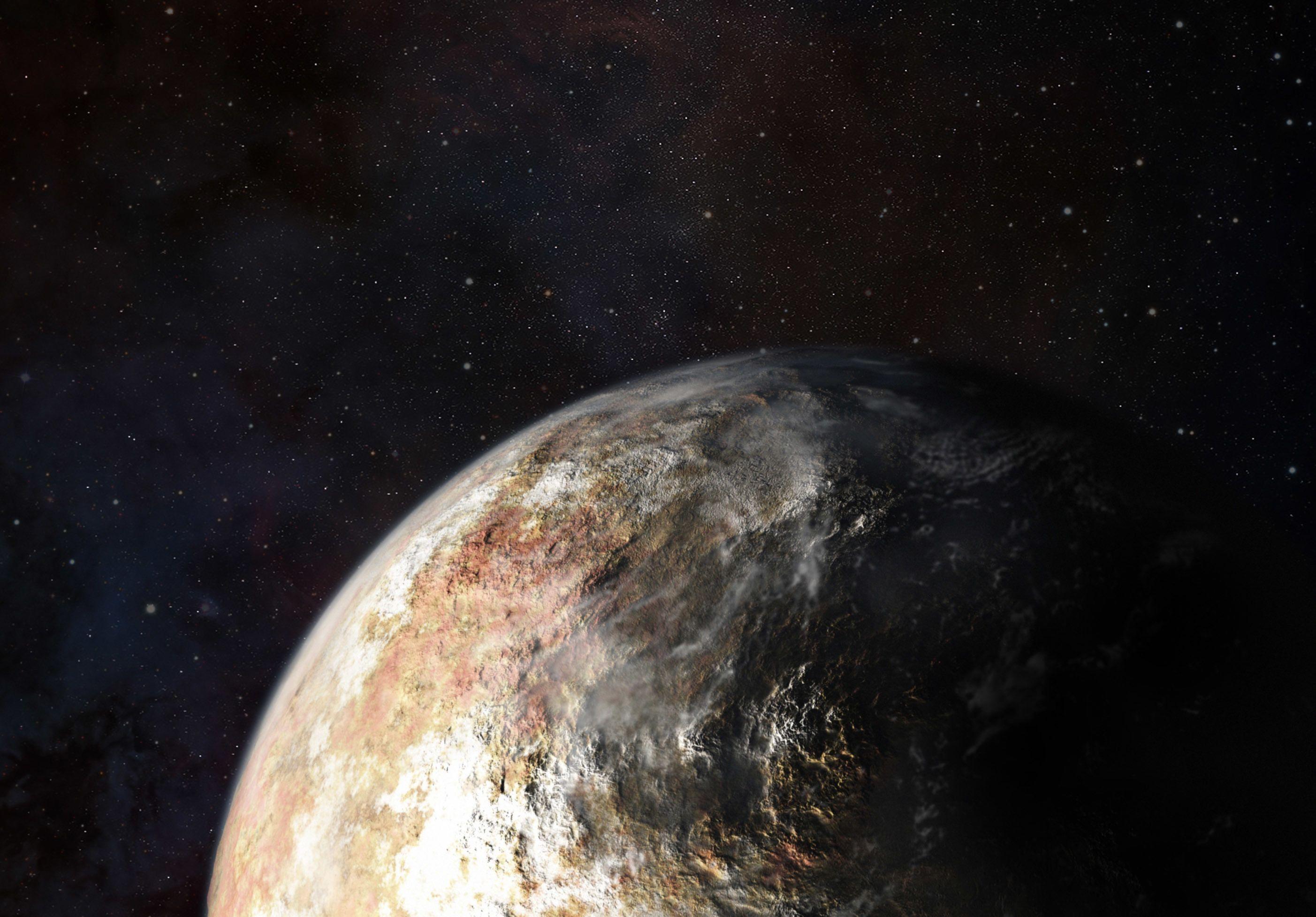 nasa new planet - HD1200×800