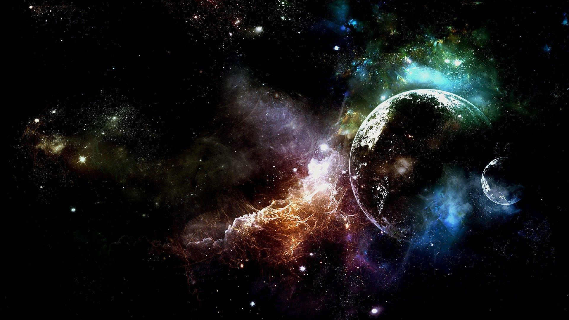 Cool Space Backgrounds Wallpaper Best Background