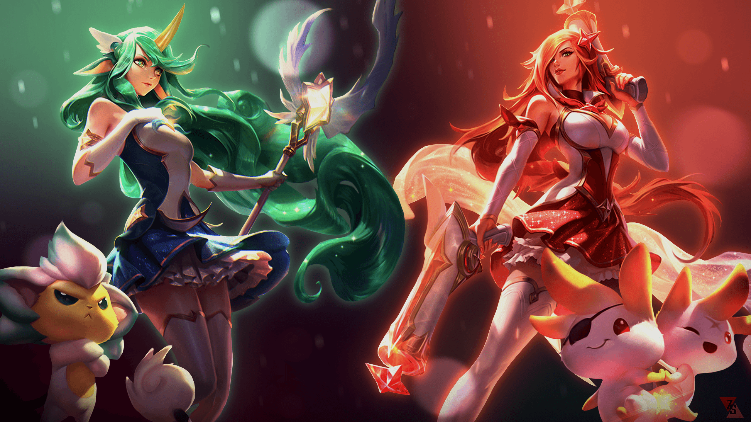 Miss Fortune Wallpapers Hd Wallpaper Cave