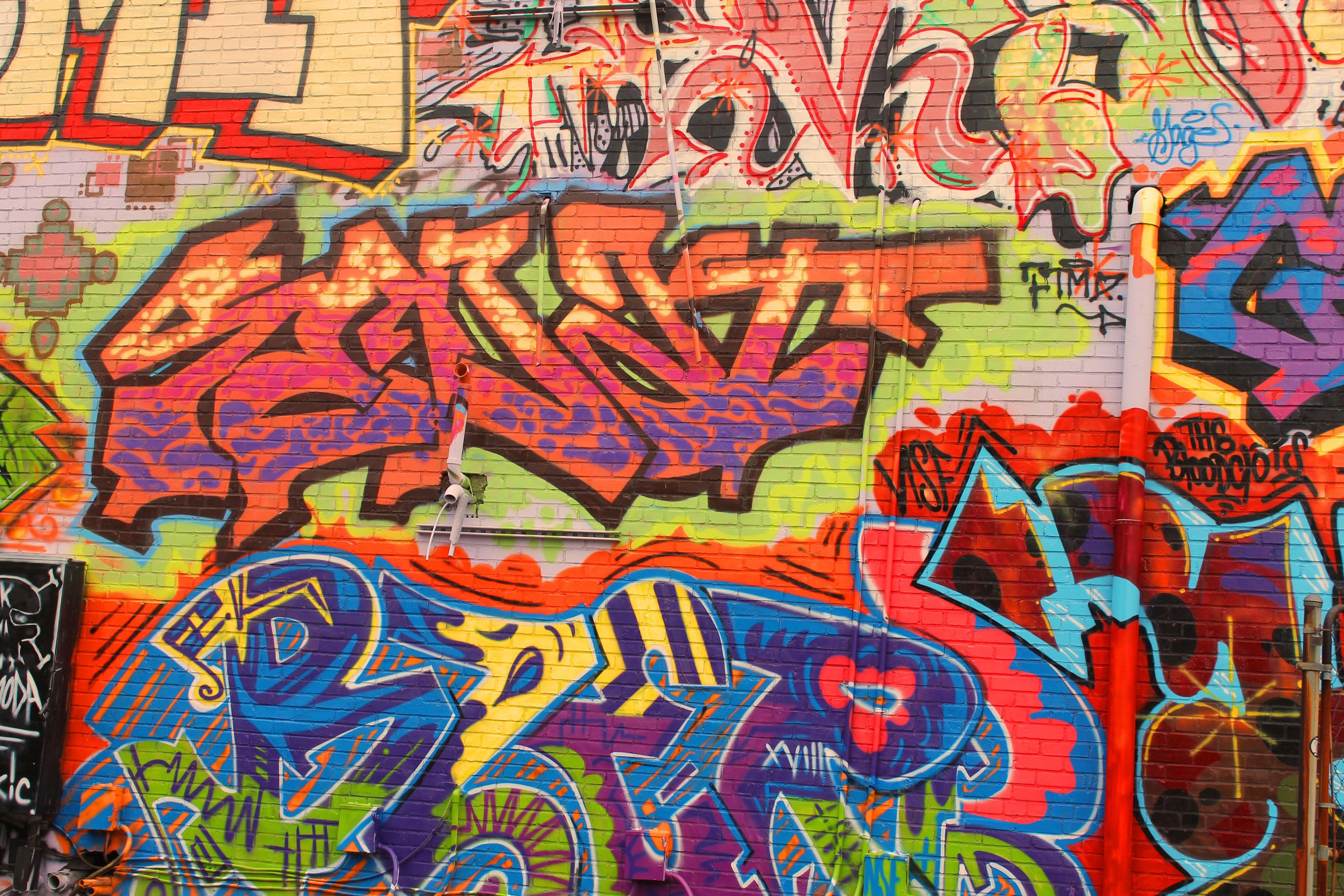 Gangster Mask Graffiti Wallpapers - Wallpaper Cave