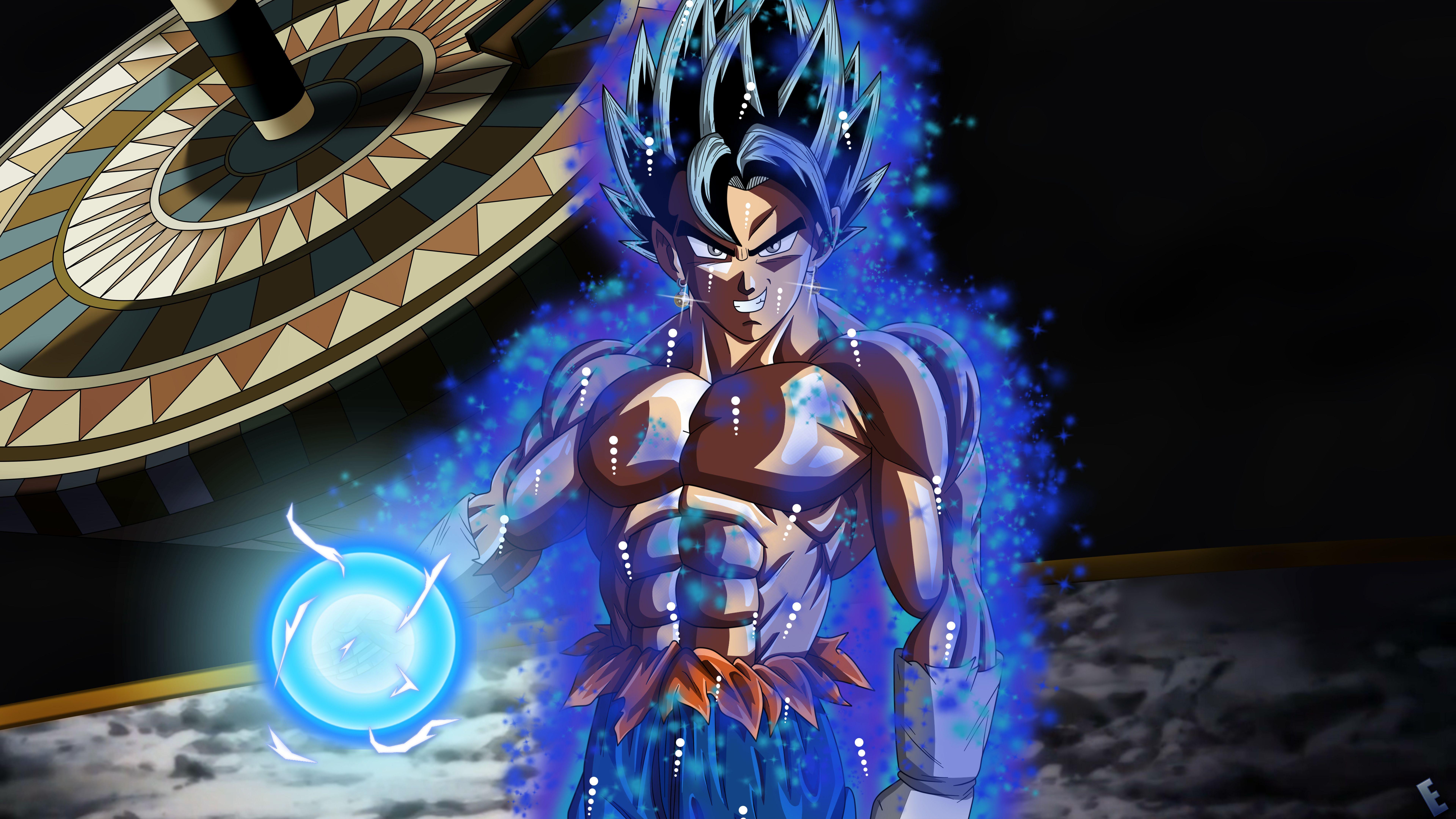Goku 3d Wallpapers Wallpaper Cave