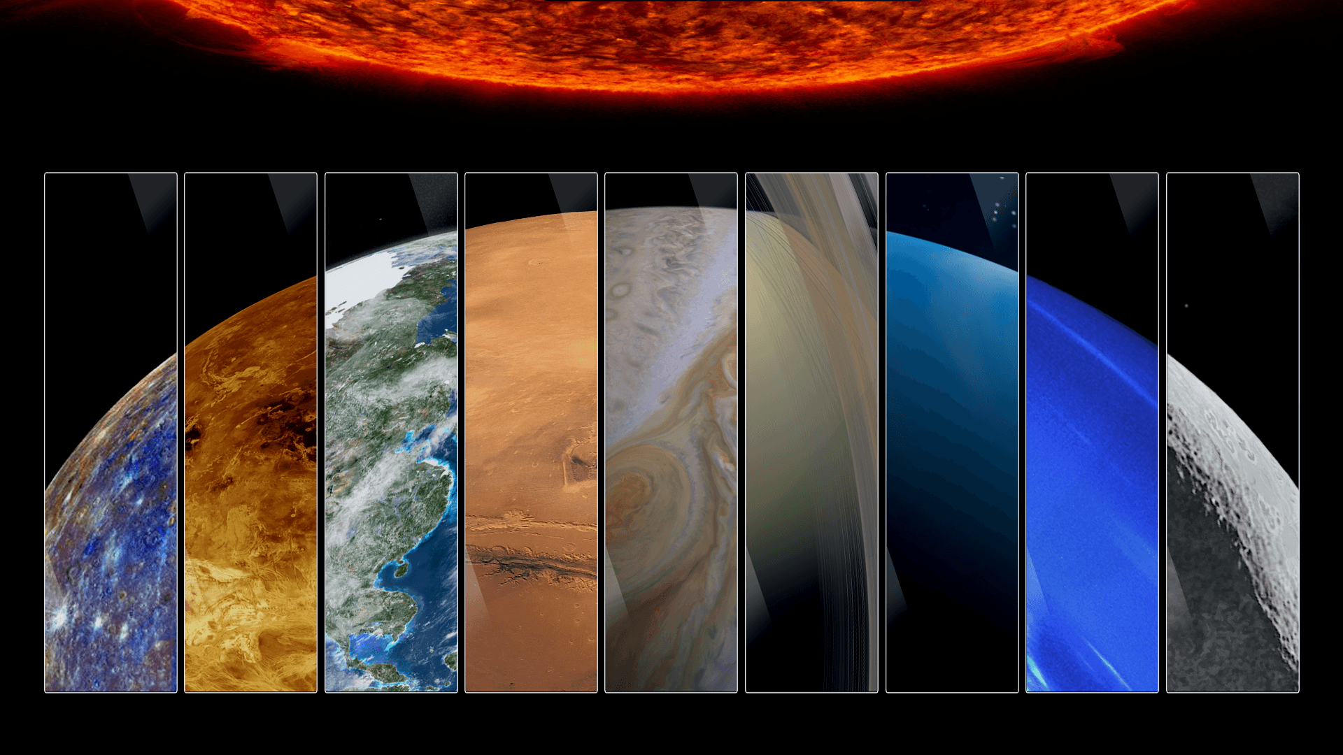 Wallpapers HD Solar System - Wallpaper Cave