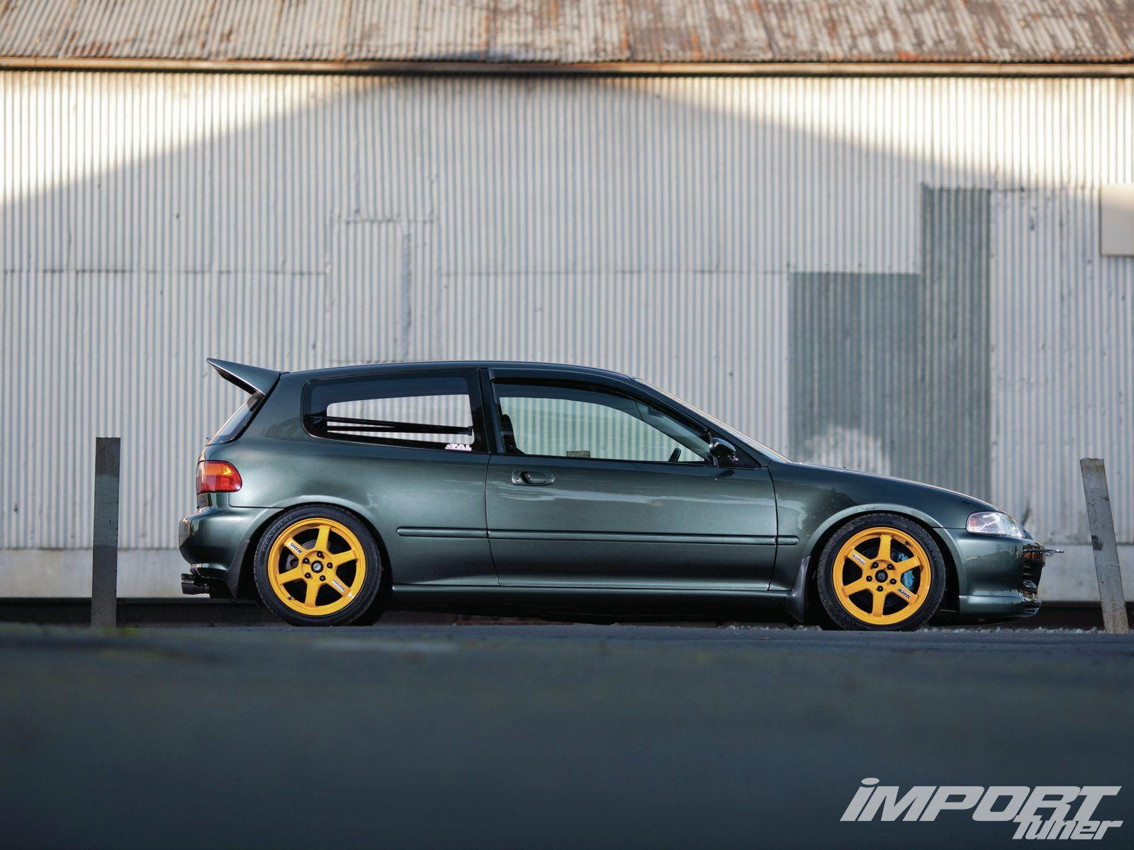 Honda Civic Eg Hatchback Wallpaper. Honda. Download Free Image