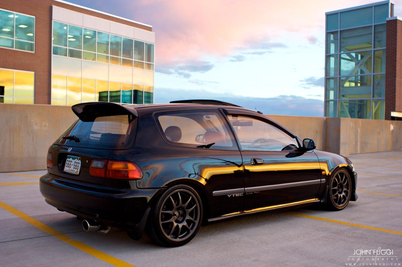 Honda Civic Hatchback Wallpapers