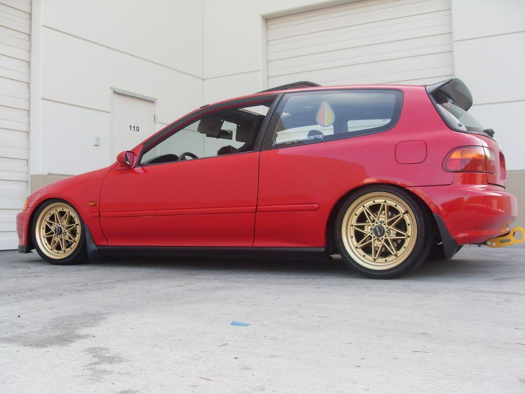 Wallpapers Machine: Honda Civic EG Modified