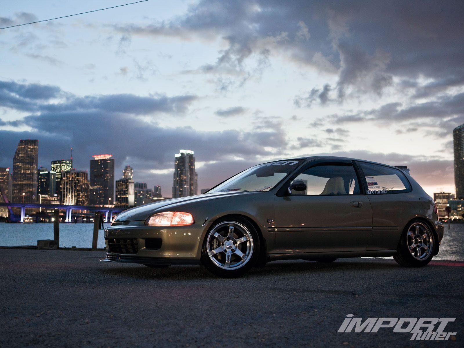 Honda Eg Wallpapers