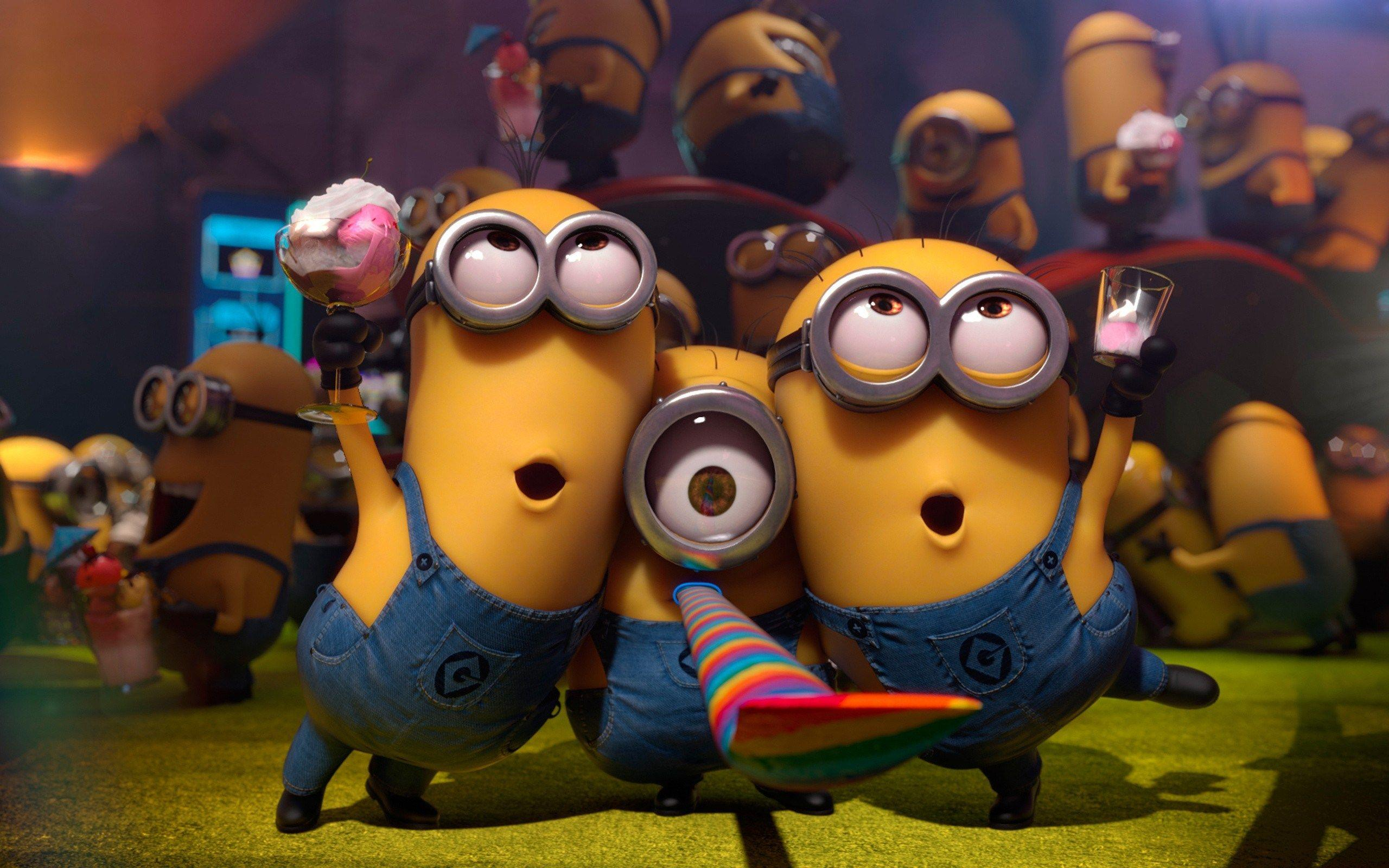 Minion Hd Wallpapers For Mac Wallpaper Cave