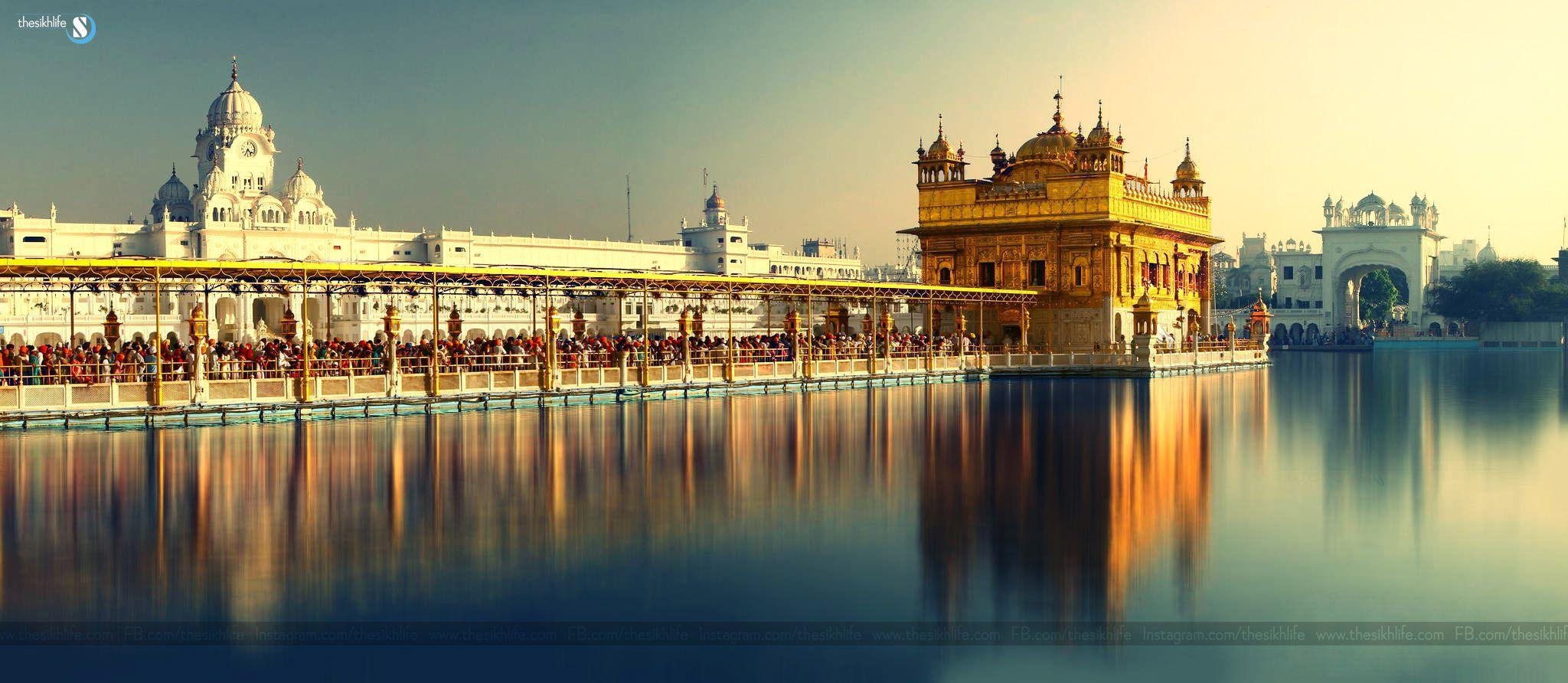 Hd Wallpapers Of Harmandir Sahib Wallpaper Cave