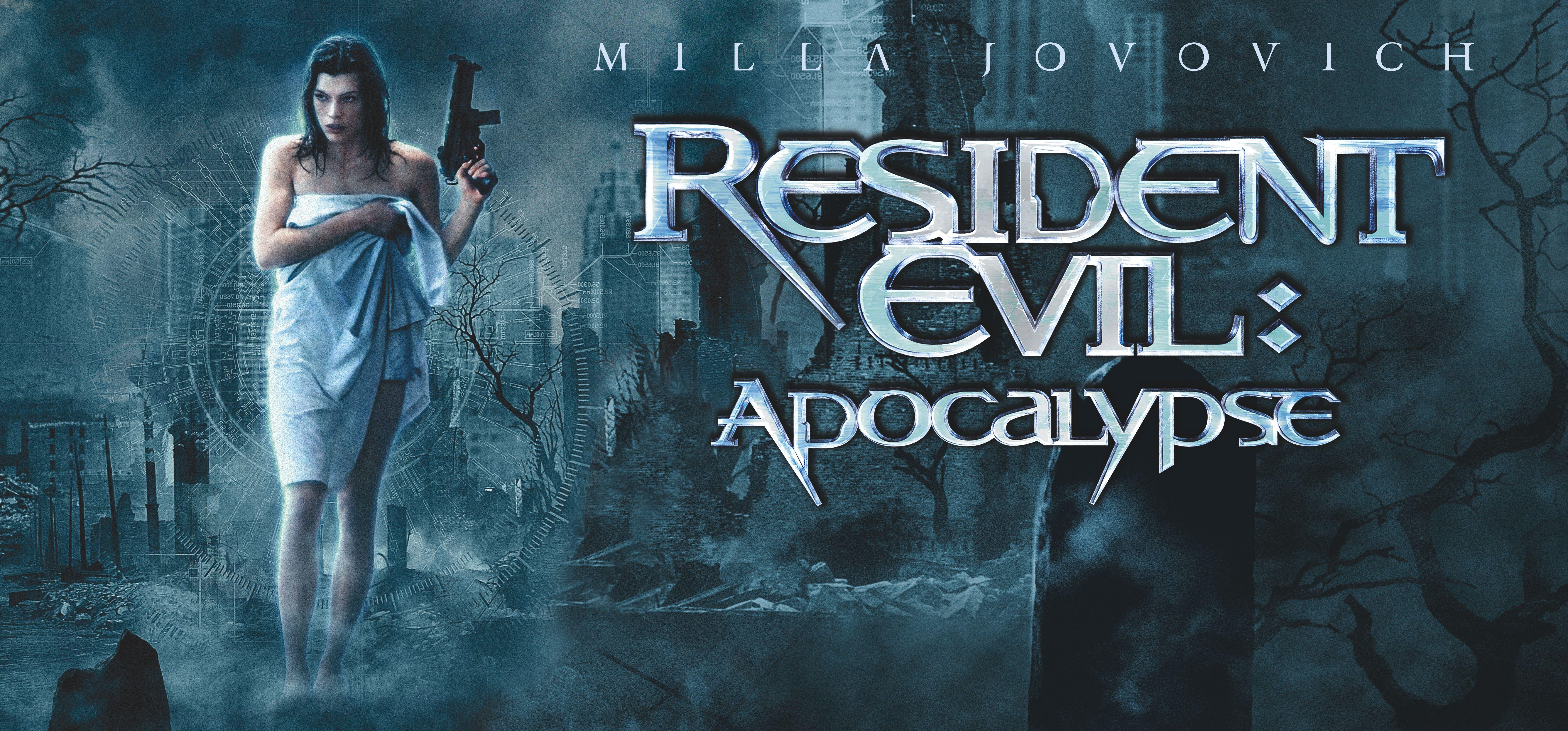 Resident Evil Apocalypse Wallpapers Wallpaper Cave
