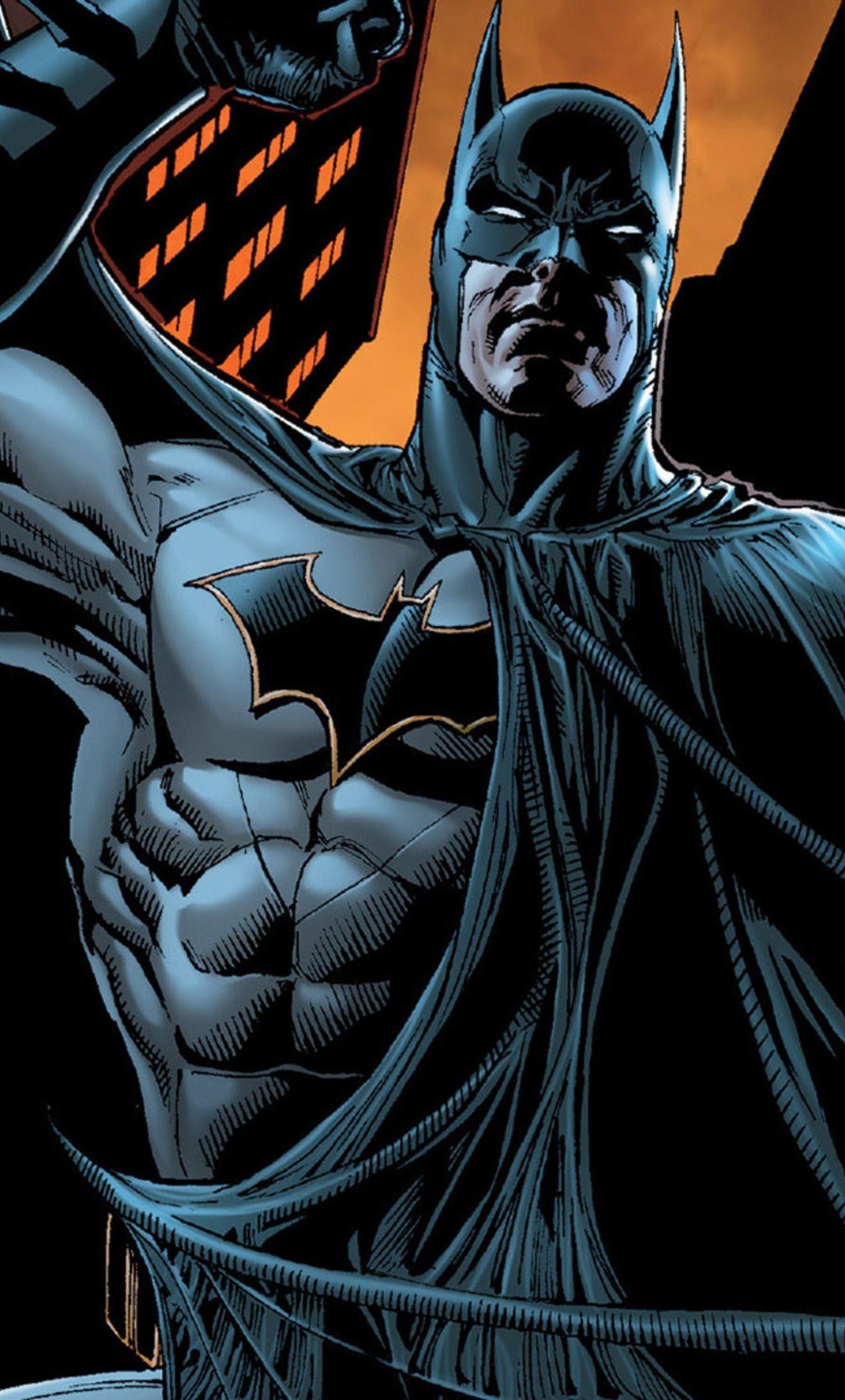 Batman Comic Wallpapers HD - Wallpaper Cave