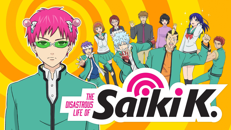 The Disastrous Life Of Saiki K ...