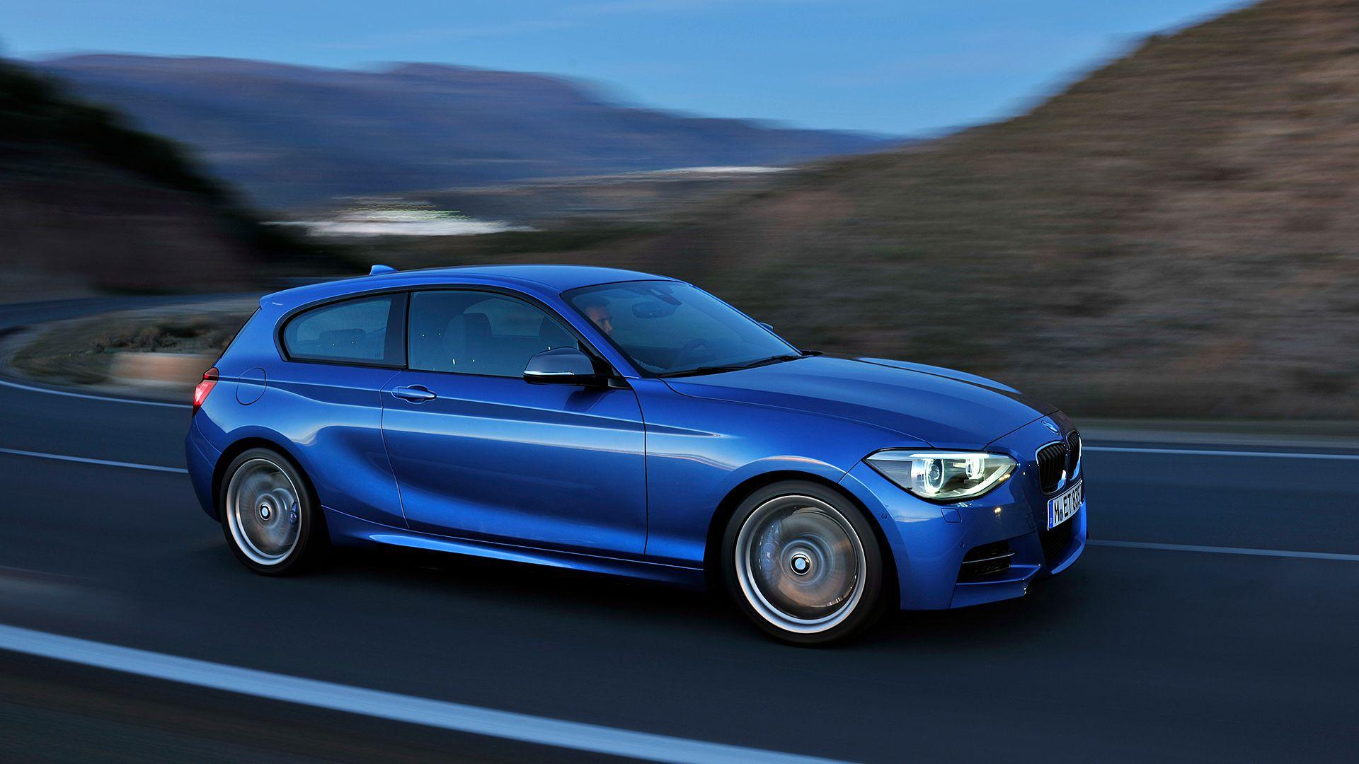 2013 BMW M135i Wallpapers & HD Images - WSupercars