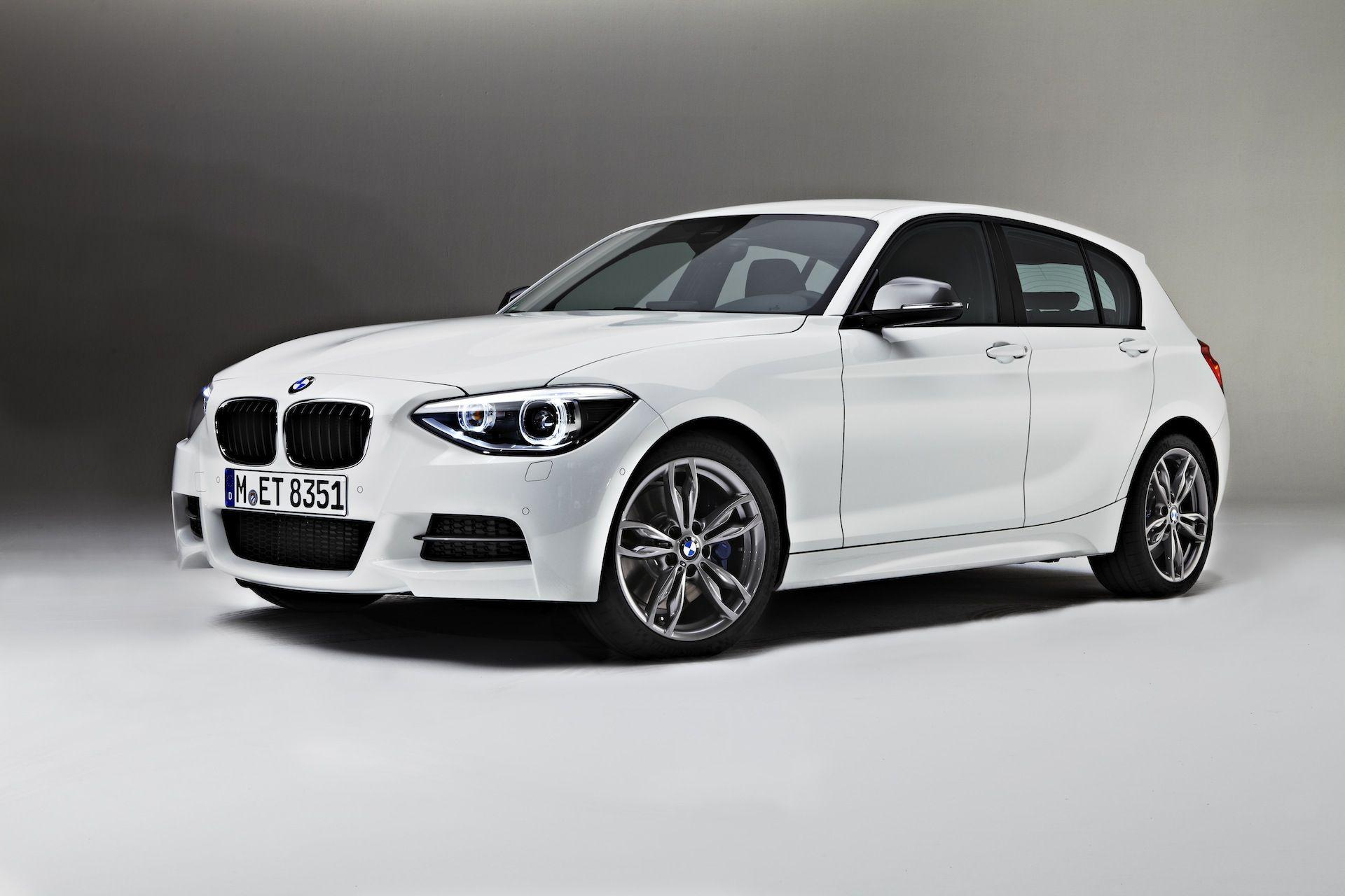 BMW 1-Series 3-Door and M135i (F21) Official Wallpapers, Info, Specs ...