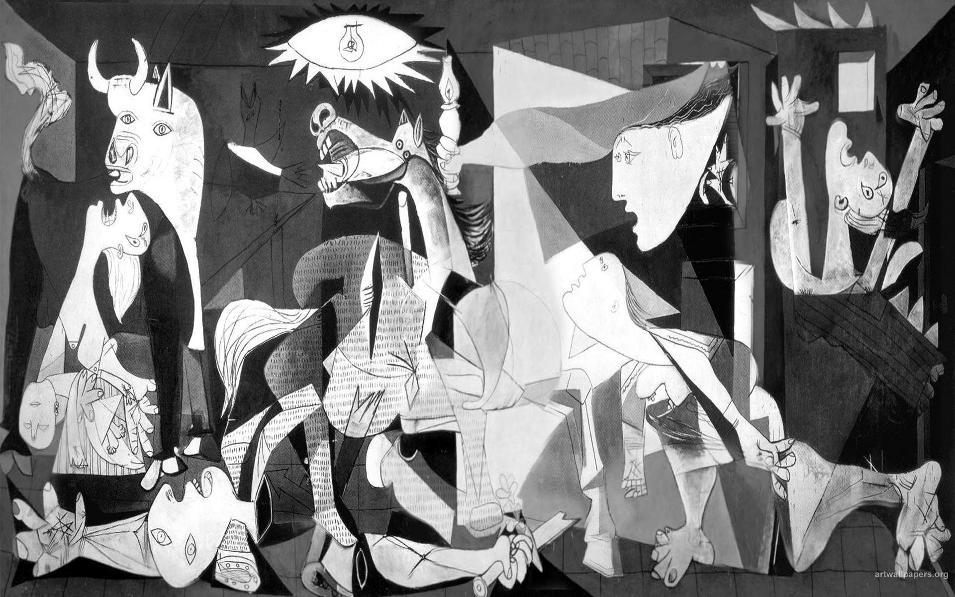 Guernica Full HD Wallpapers - Wallpaper Cave