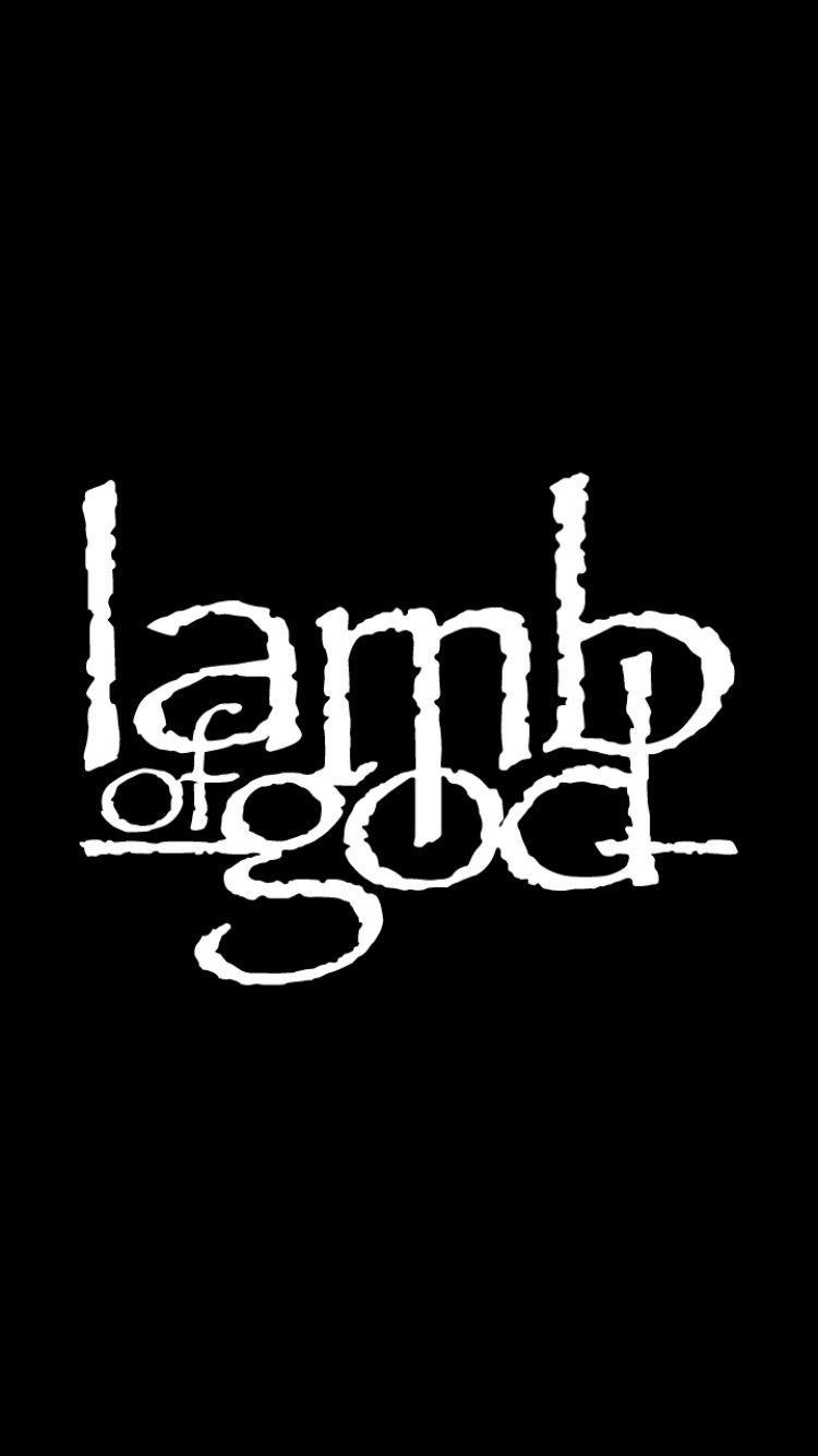 Lamb Of God Hd Mobile Wallpapers Wallpaper Cave