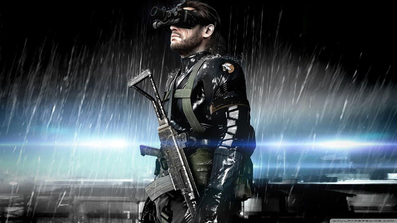 Metal Gear Solid Ground Zeroes Wallpapers 1080p Wallpaper Cave