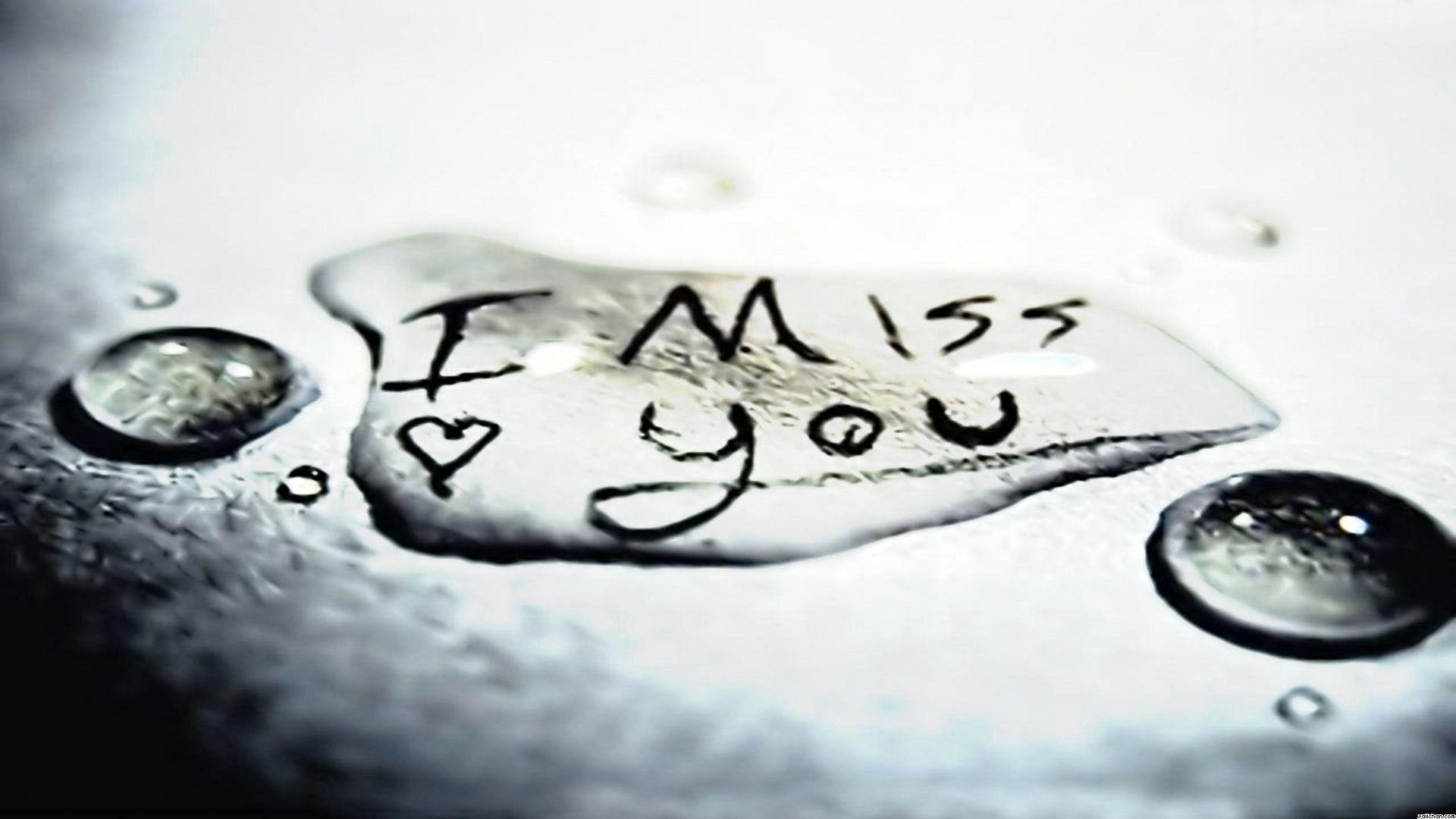 I Miss U My Love Wallpapers - Wallpaper Cave