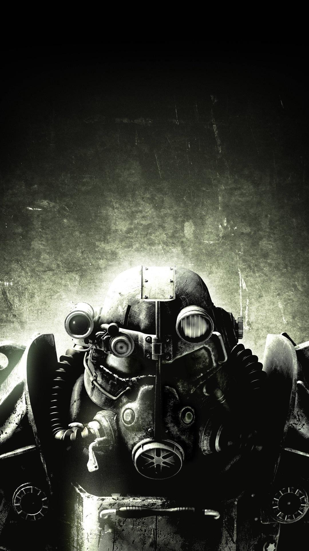 Fallout 3 Mobile Wallpapers Wallpaper Cave