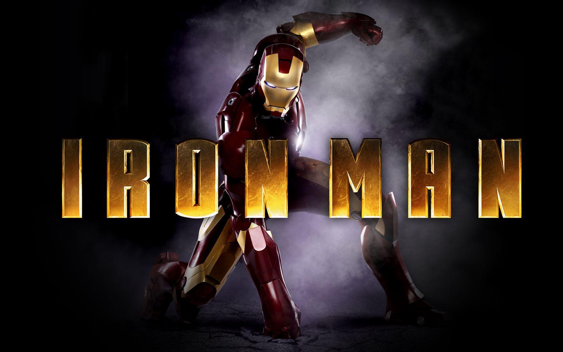 first marvel intro logo iron man 2008 - HD1920×1200