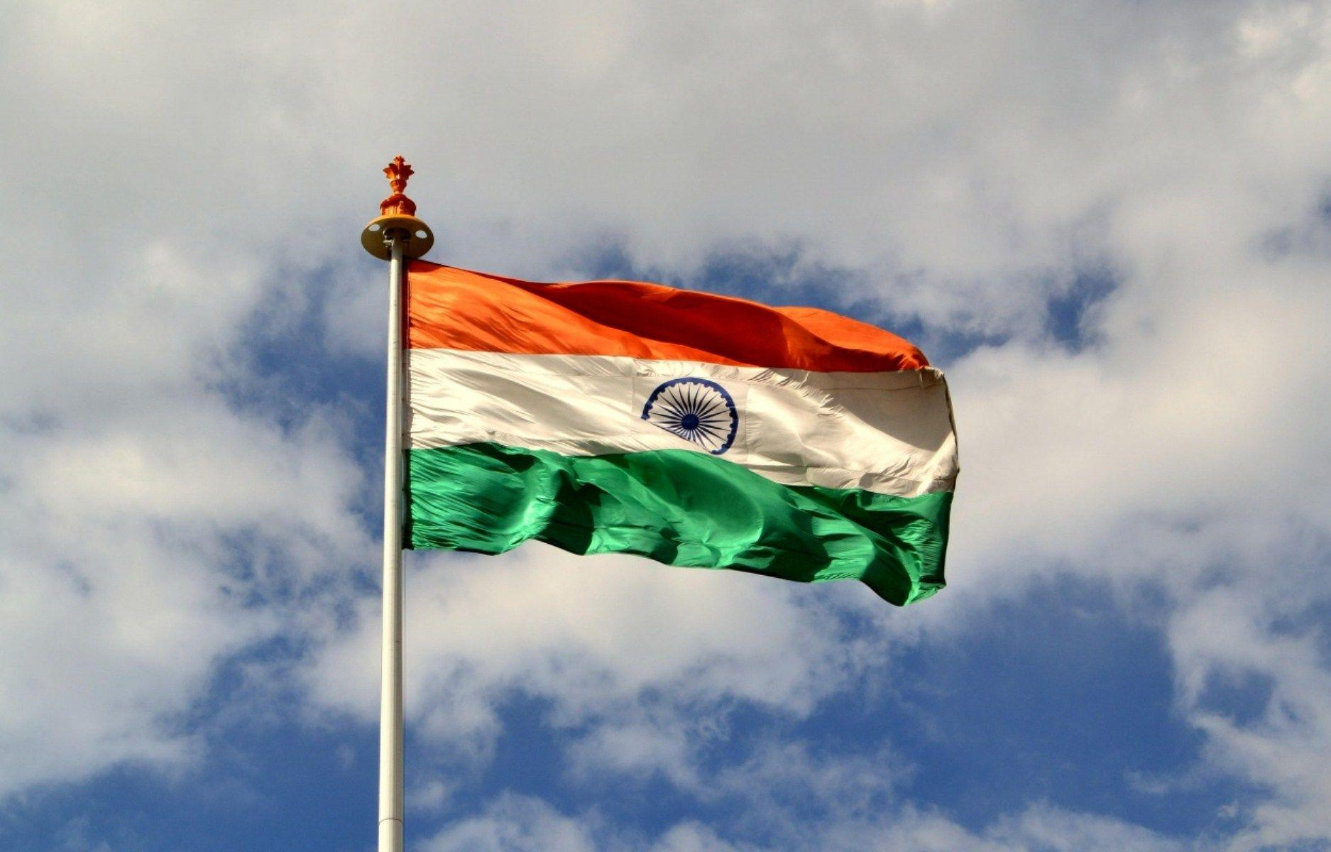Indian Flag 4K Wallpapers - Wallpaper Cave