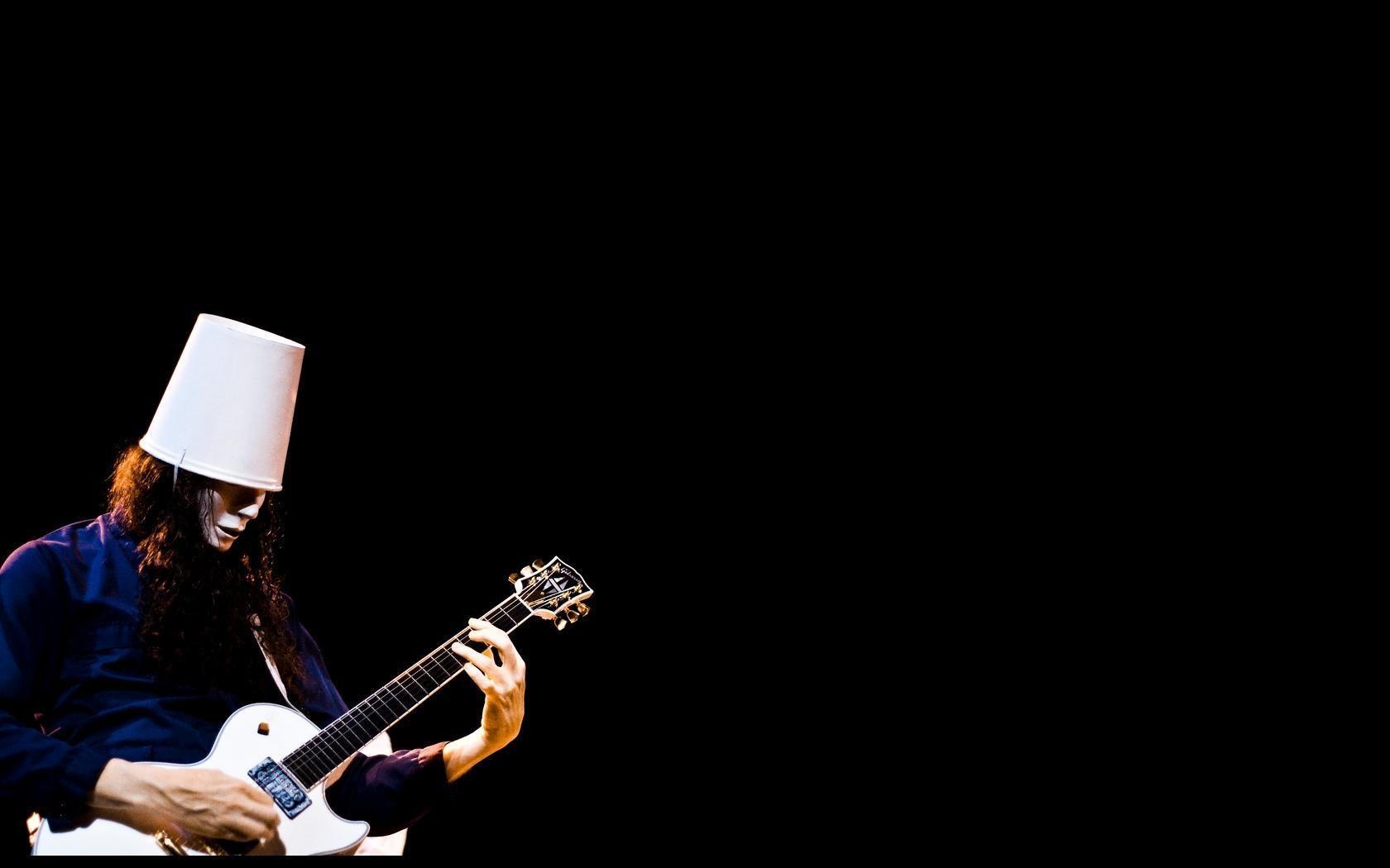 Buckethead Guitar Music Wallpapers Hd Wallpaper Cave