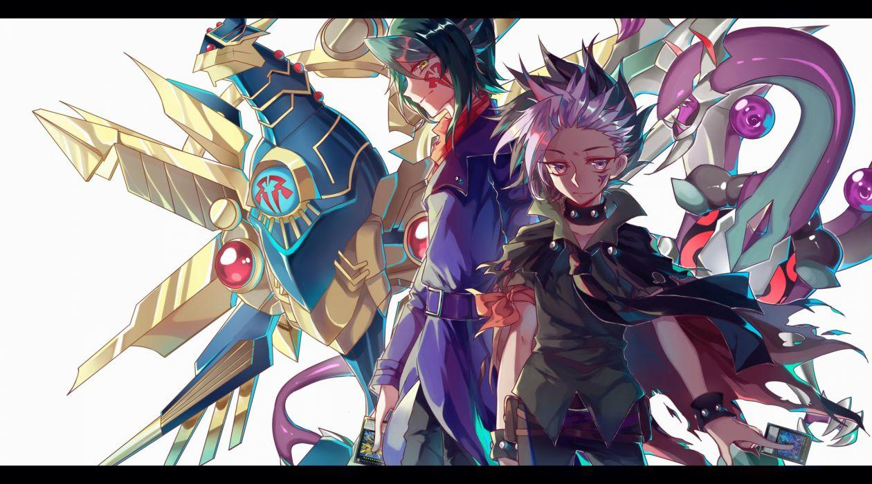 Yu Gi Oh Arc V Wallpapers Wallpaper Cave