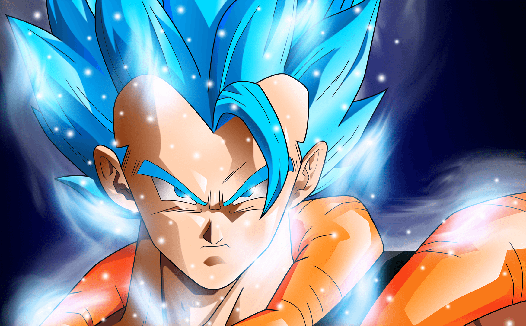 Gogeta Blue Wallpaper 4k Hd Wallpaper For Desktop Background