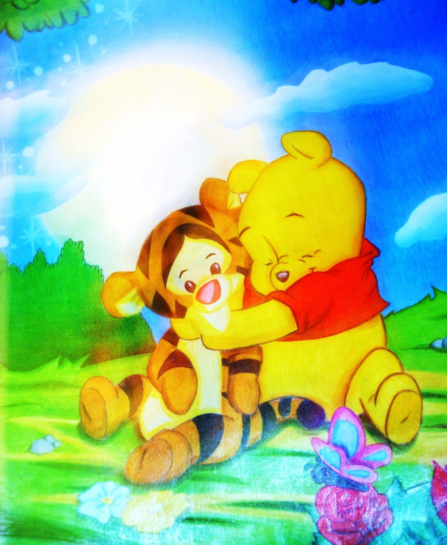 Wallpapers Of Winnie The Pooh - Wallpaper Cave