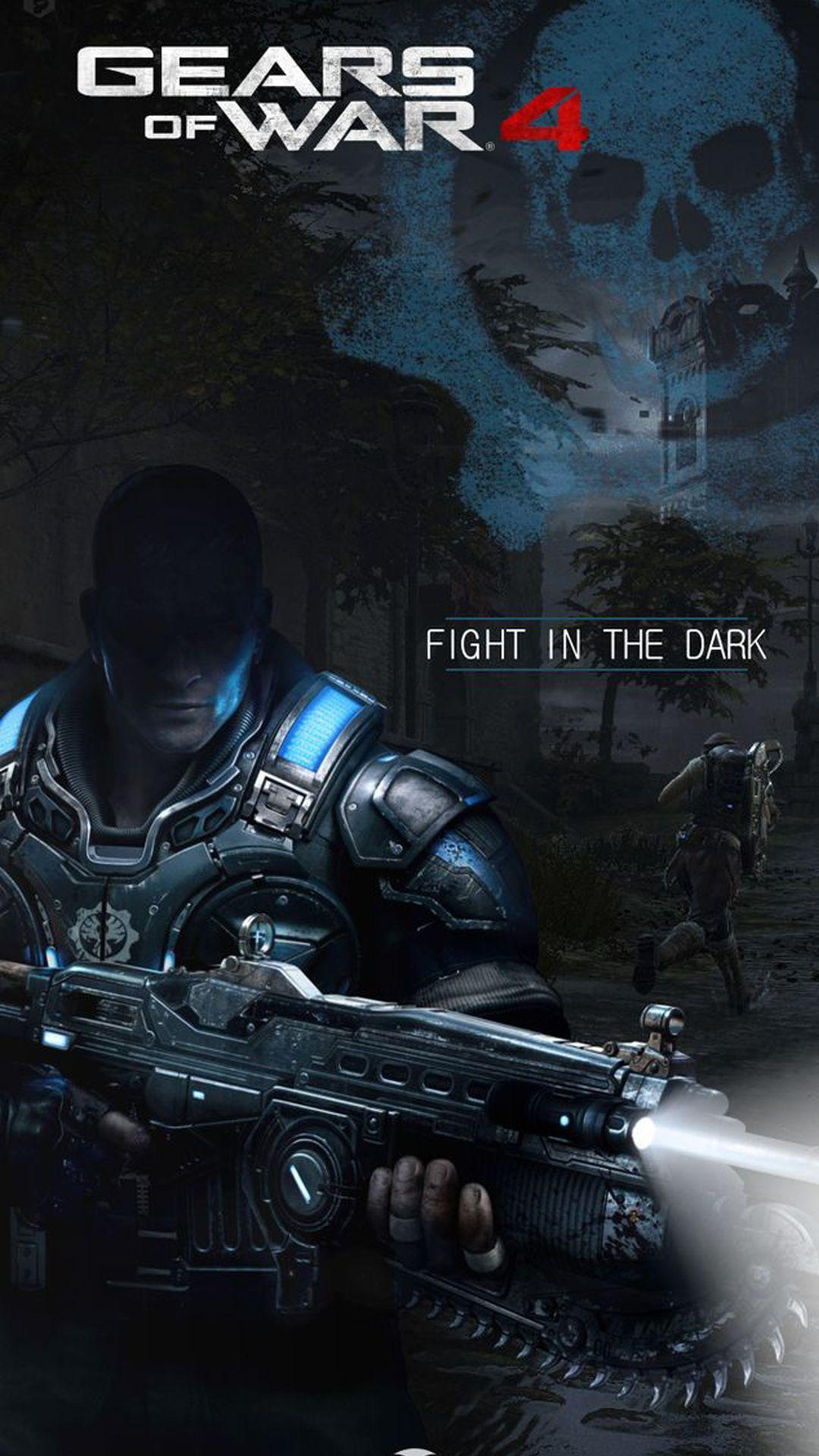 Gears Of War Handy Wallpapers Wallpaper Cave