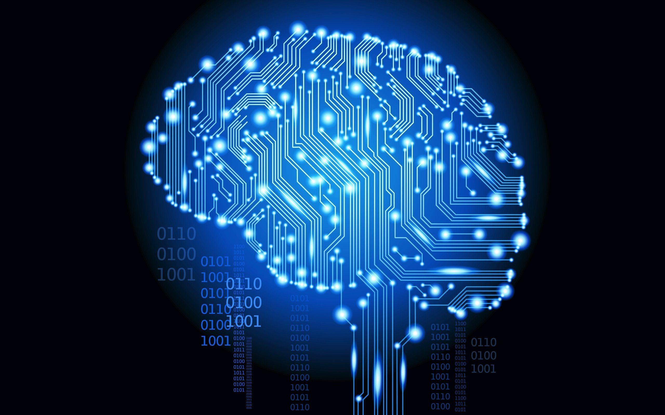 machine learning smart brain wallpaper - Download Hd machine .