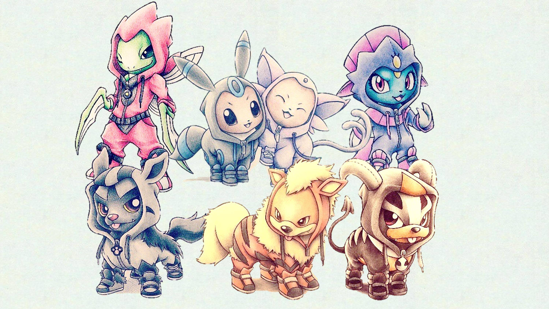 Pokemon Galery Kawaii Pokemon Wallpaper