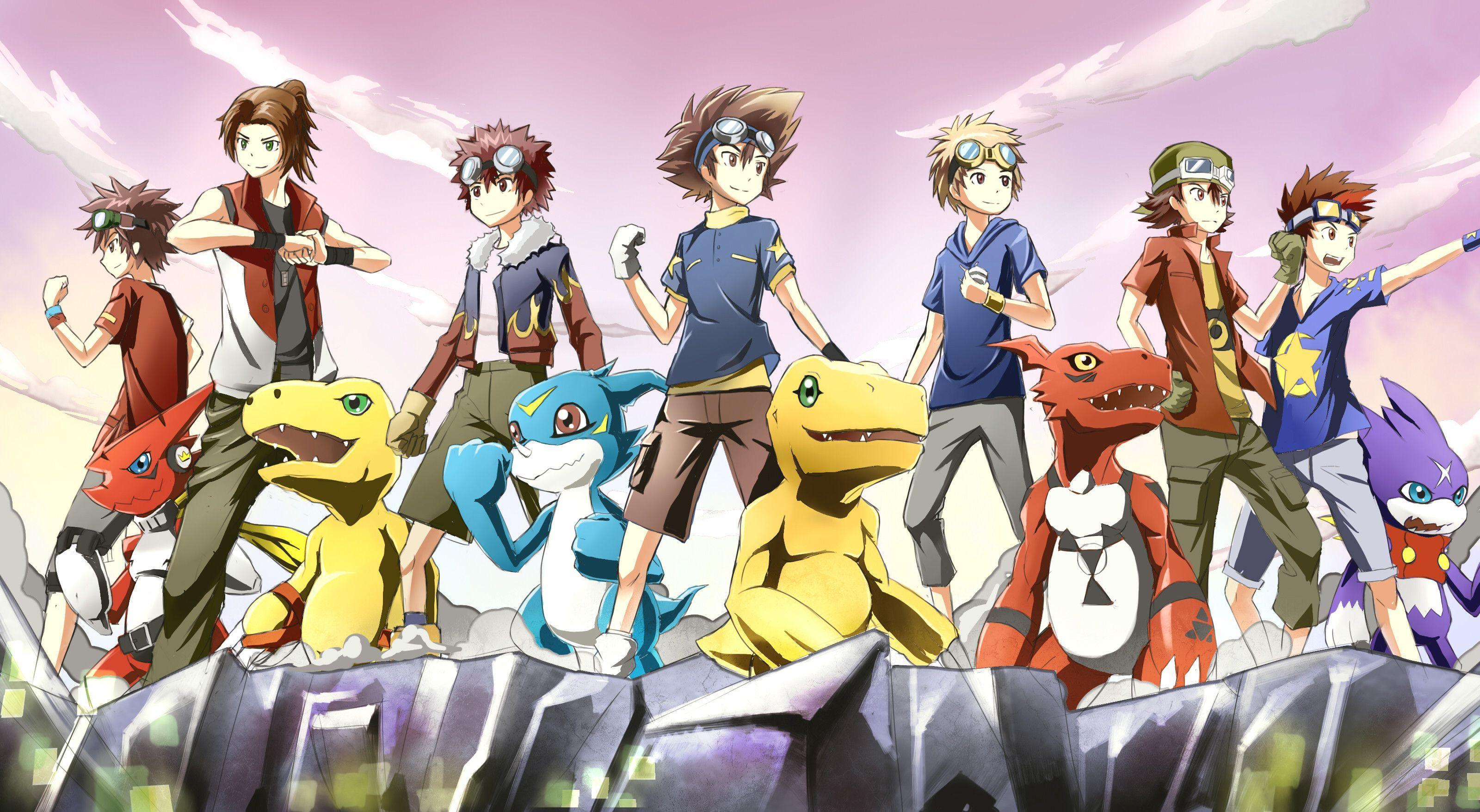Digimon - 90s Cartoons