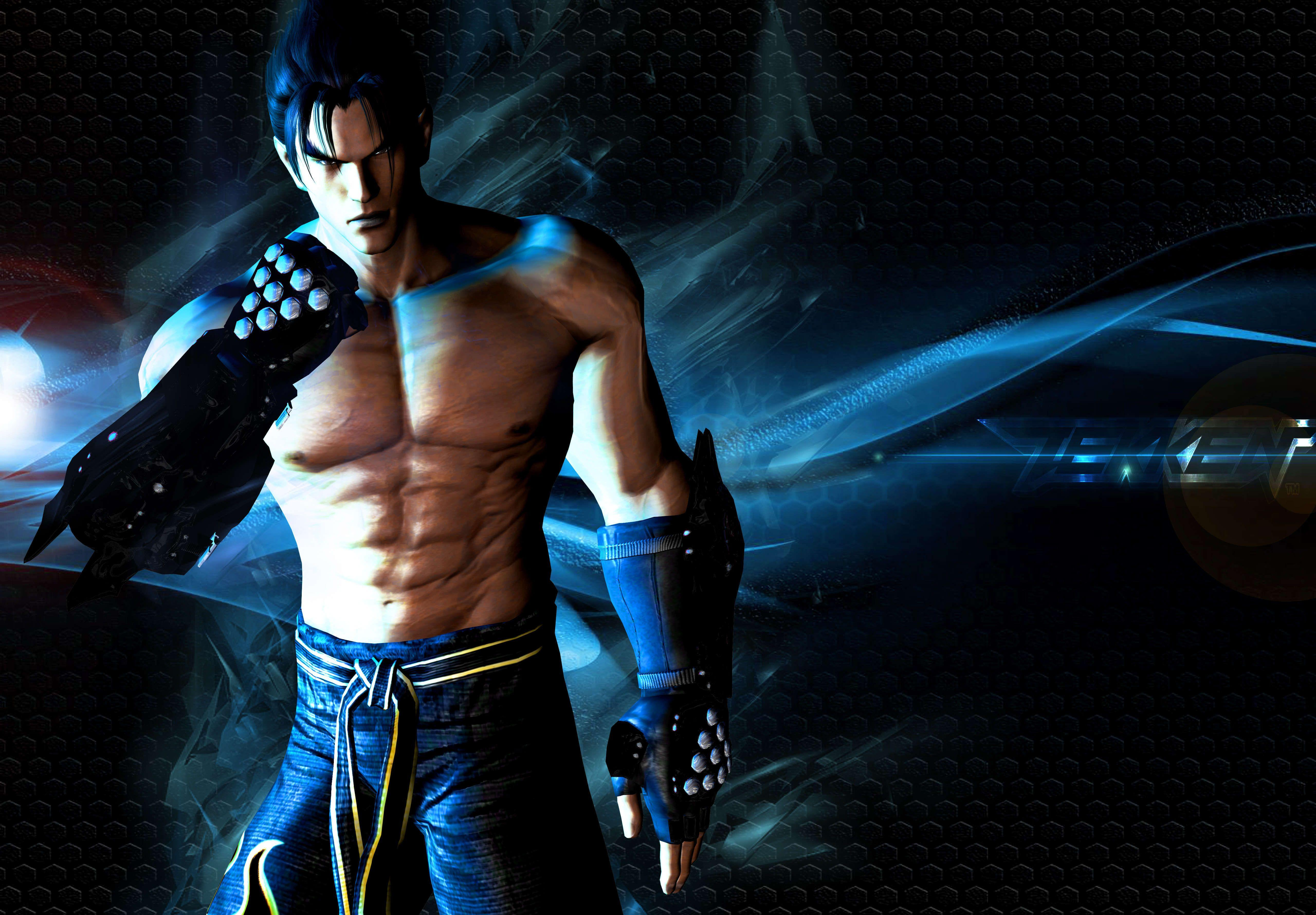 Jin Tekken Wallpapers Wallpaper Cave