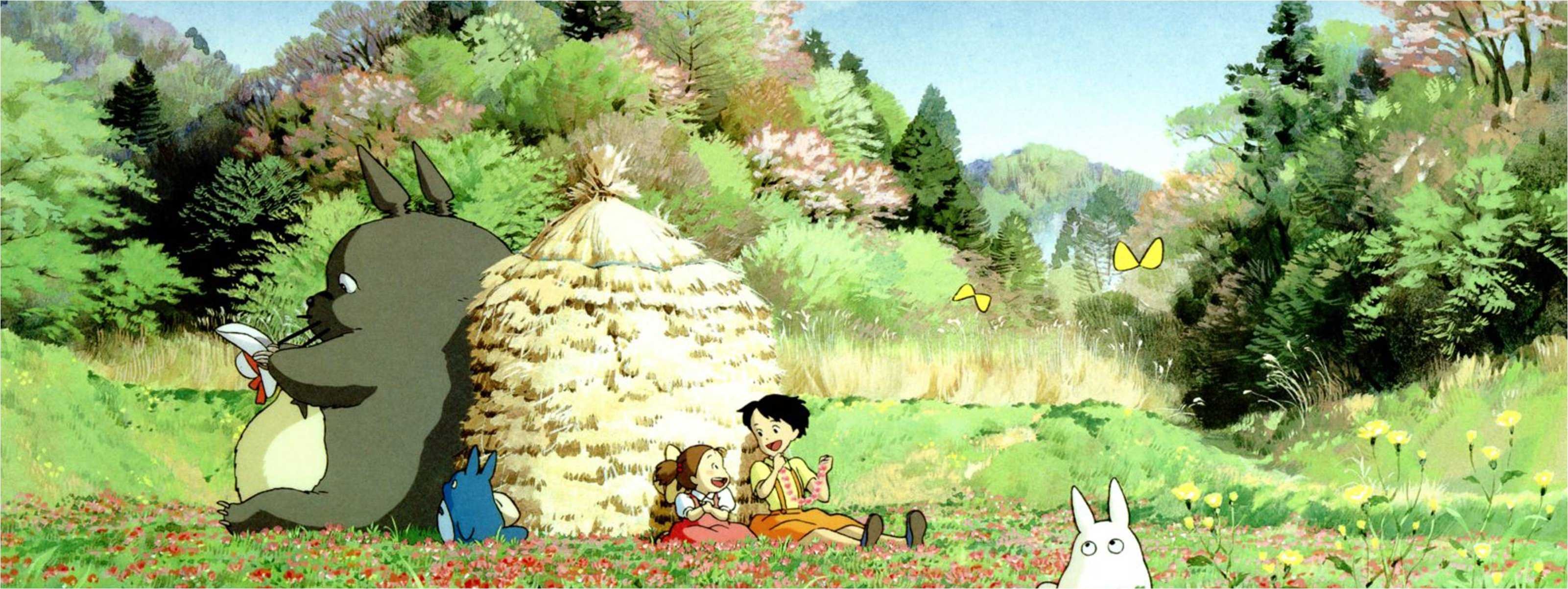 Studio Ghibli Wallpapers Hd Wallpaper Cave
