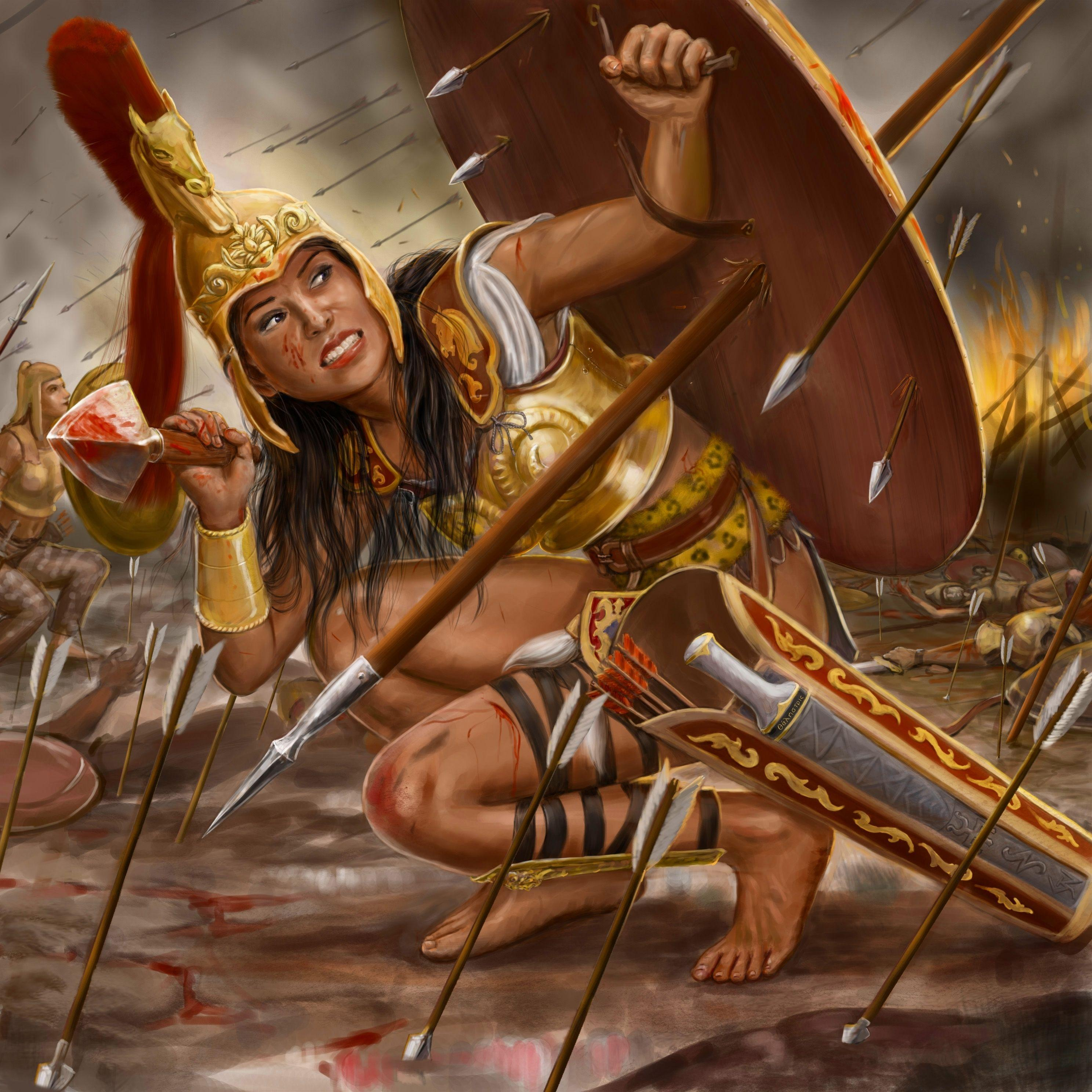 Amazon Warriors Fotos amazon warrior wallpapers - wallpaper cave