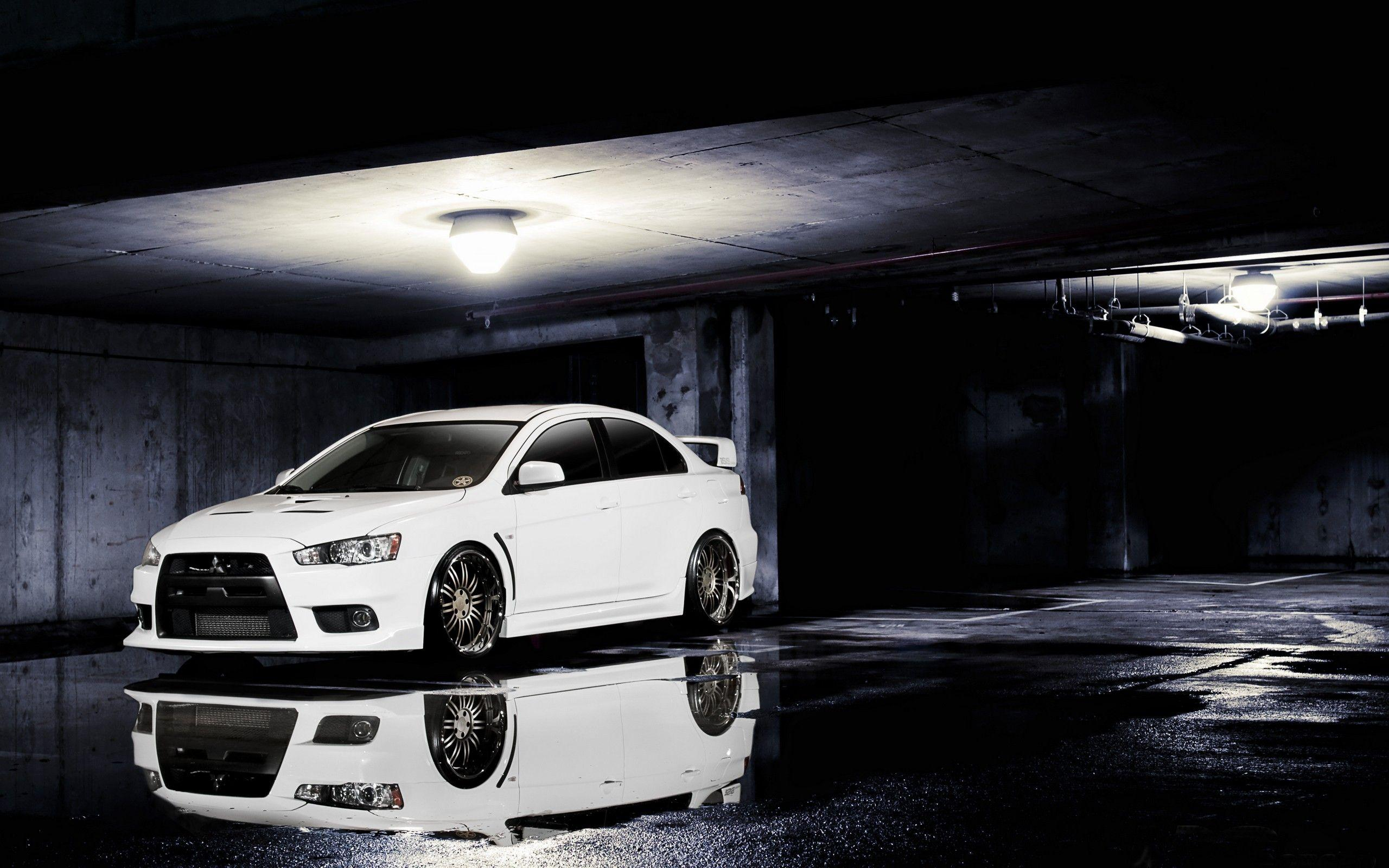 Cars vehicles Mitsubishi Lancer Evolution X wallpapers