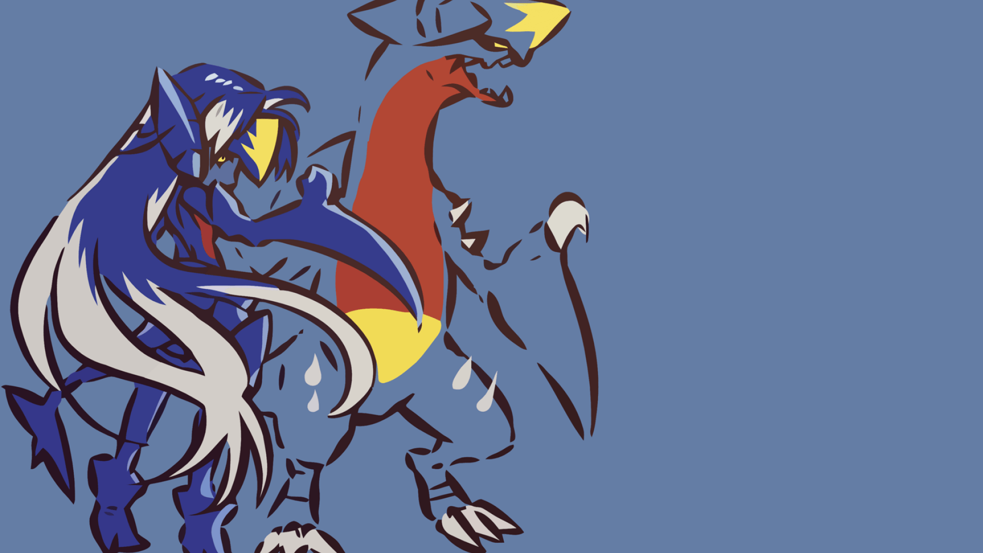 Garchomp HD Wallpapers