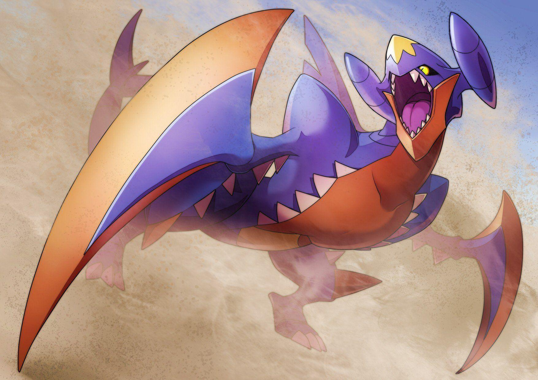 Garchomp, Pokémon HD Wallpapers / Desktop and Mobile Image & Photos
