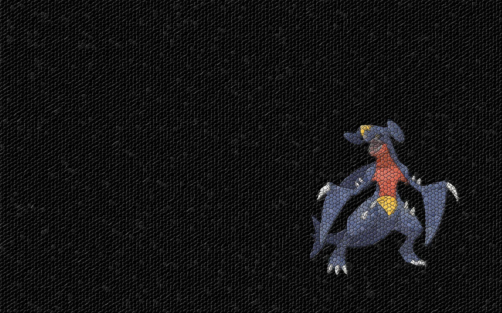 Pokemon mosaic Garchomp wallpapers