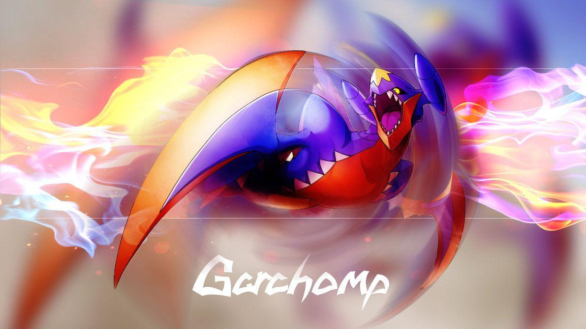 Garchomp Wallpapers by DarkunePlays