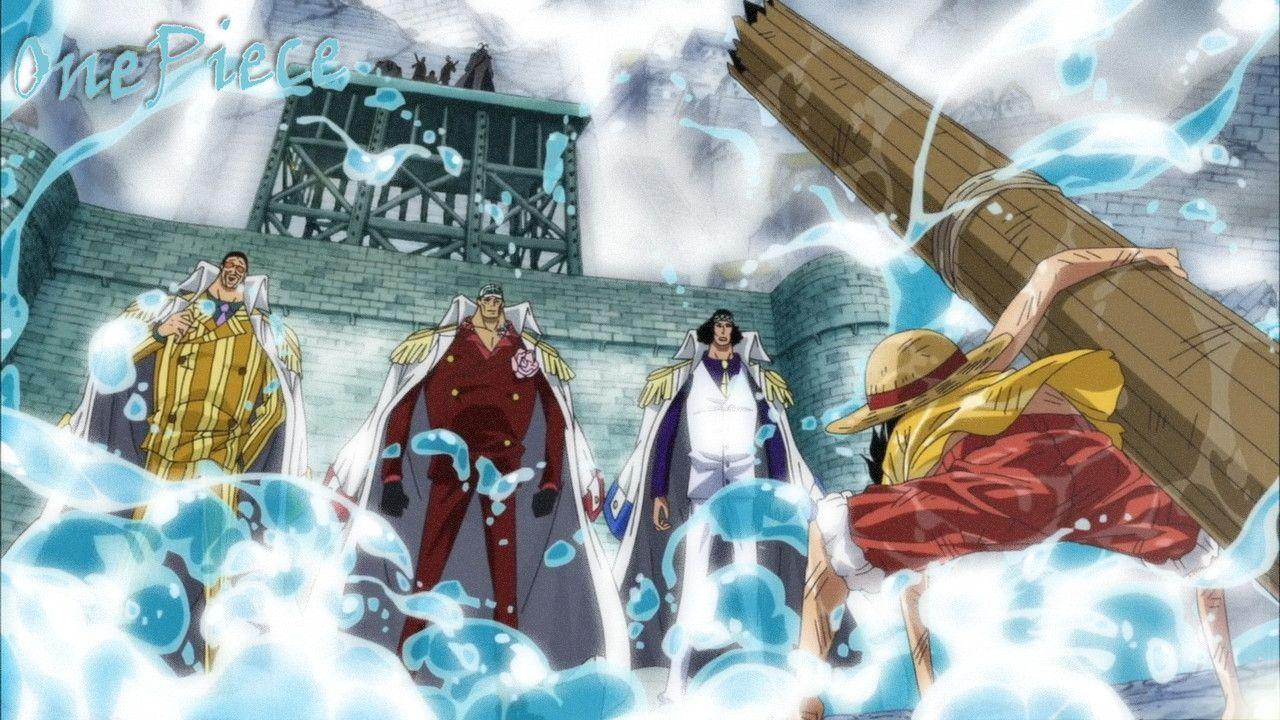 Epic One Piece Wallpapers