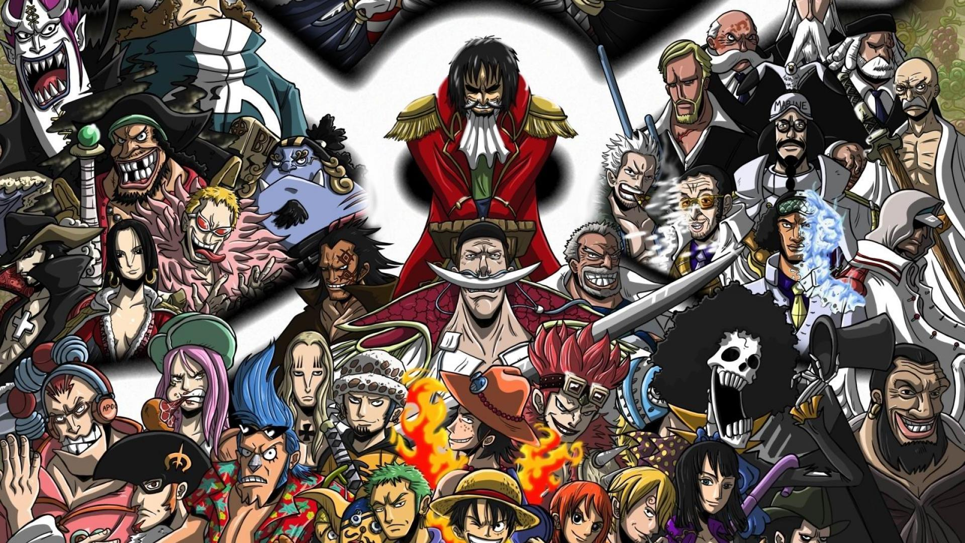 Wallpapers One Piece HD Group