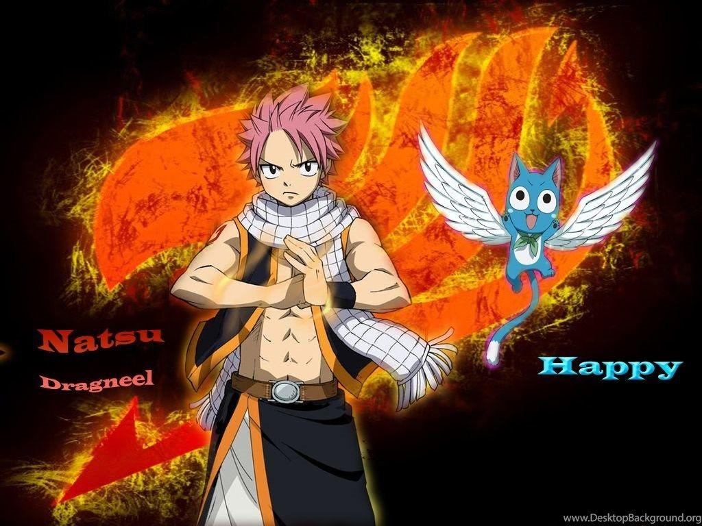 Fairy Tail Natsu Wallpapers Cave Desktop Background